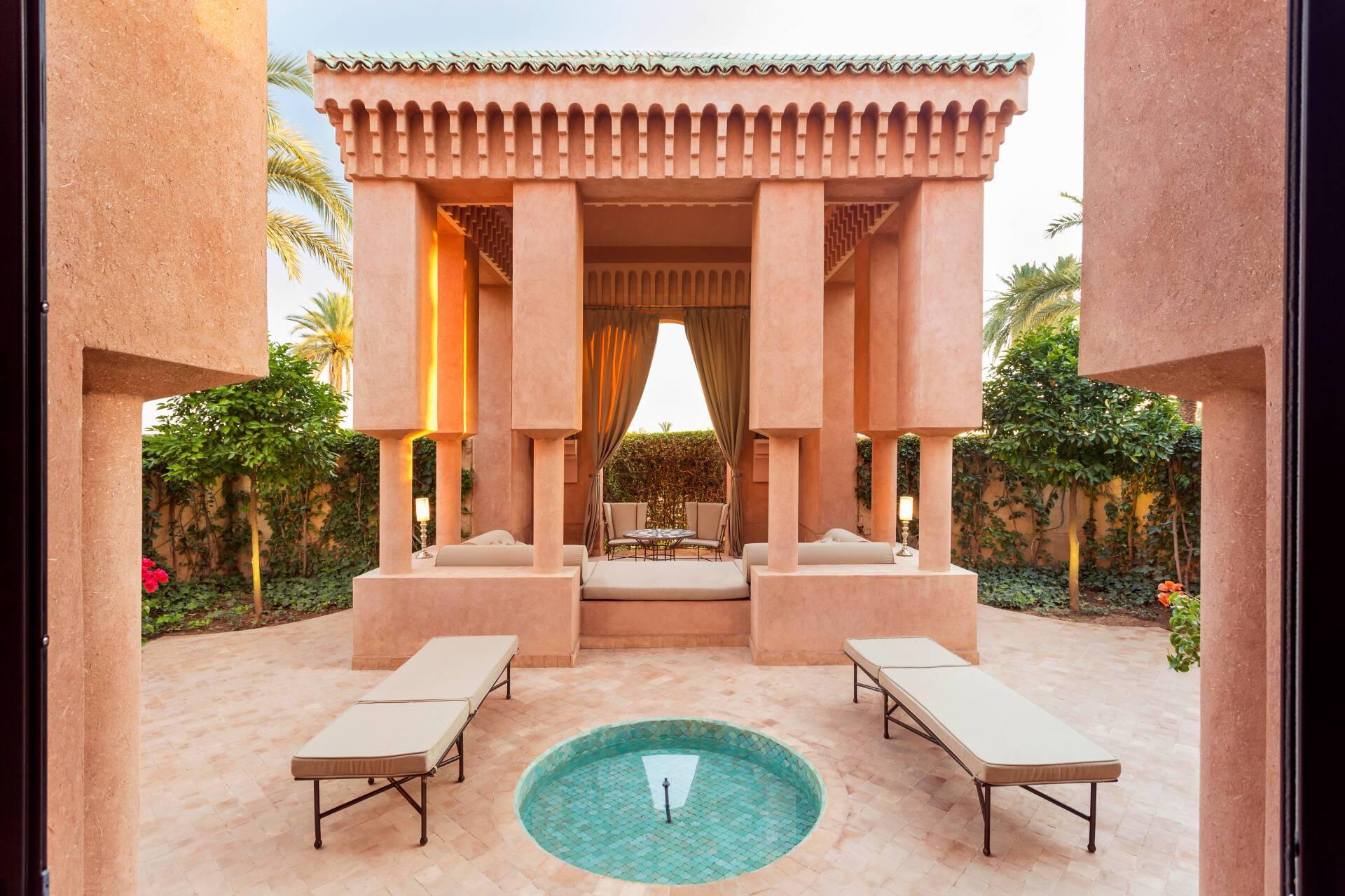 Amanjena Pavilion Exterieur Marrakech
