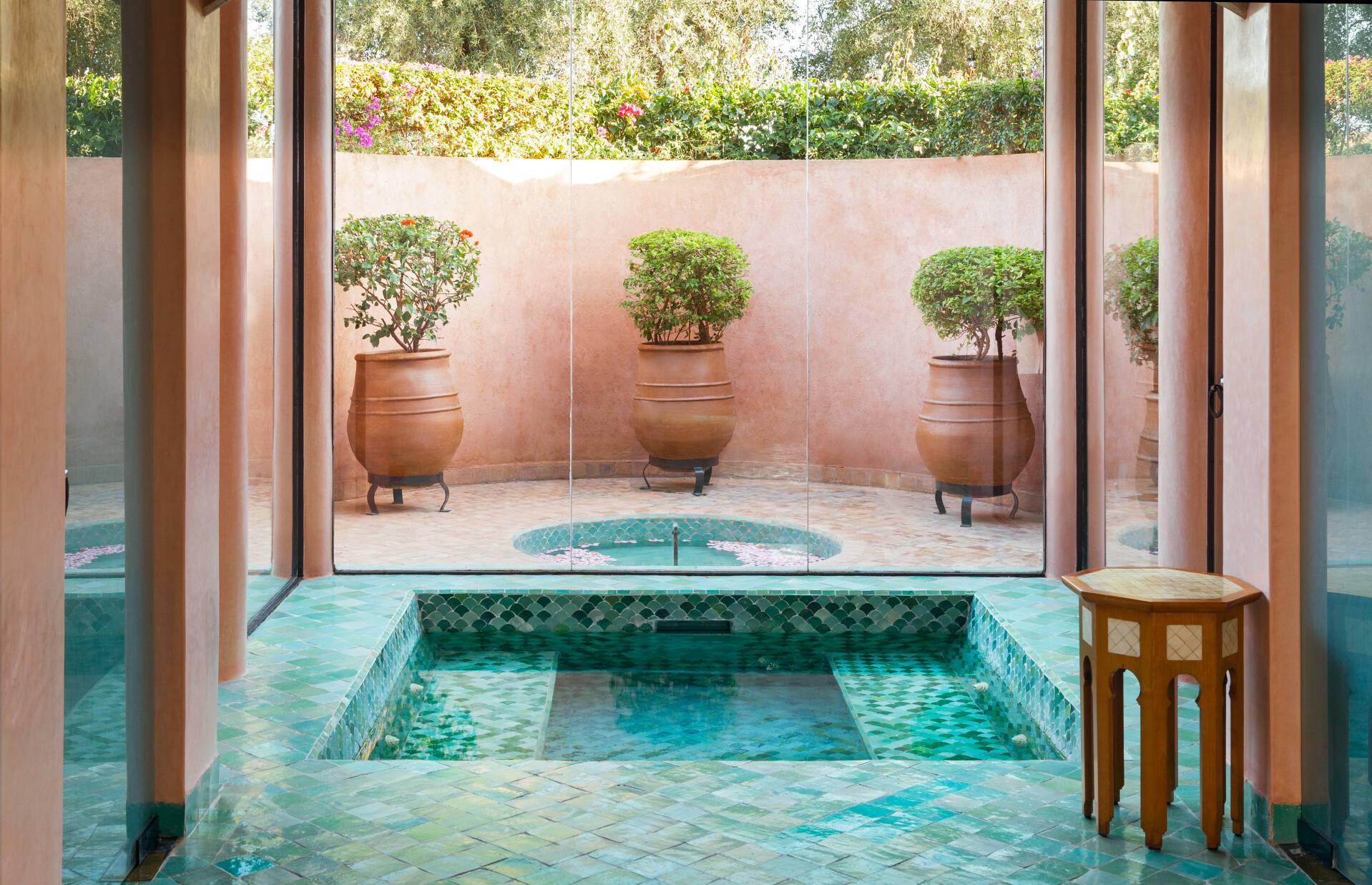 Amanjena Spa Marrakech