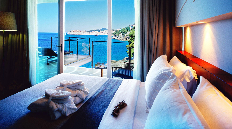 Villa Dubrovnik Dukes Suite Chambre Croatie