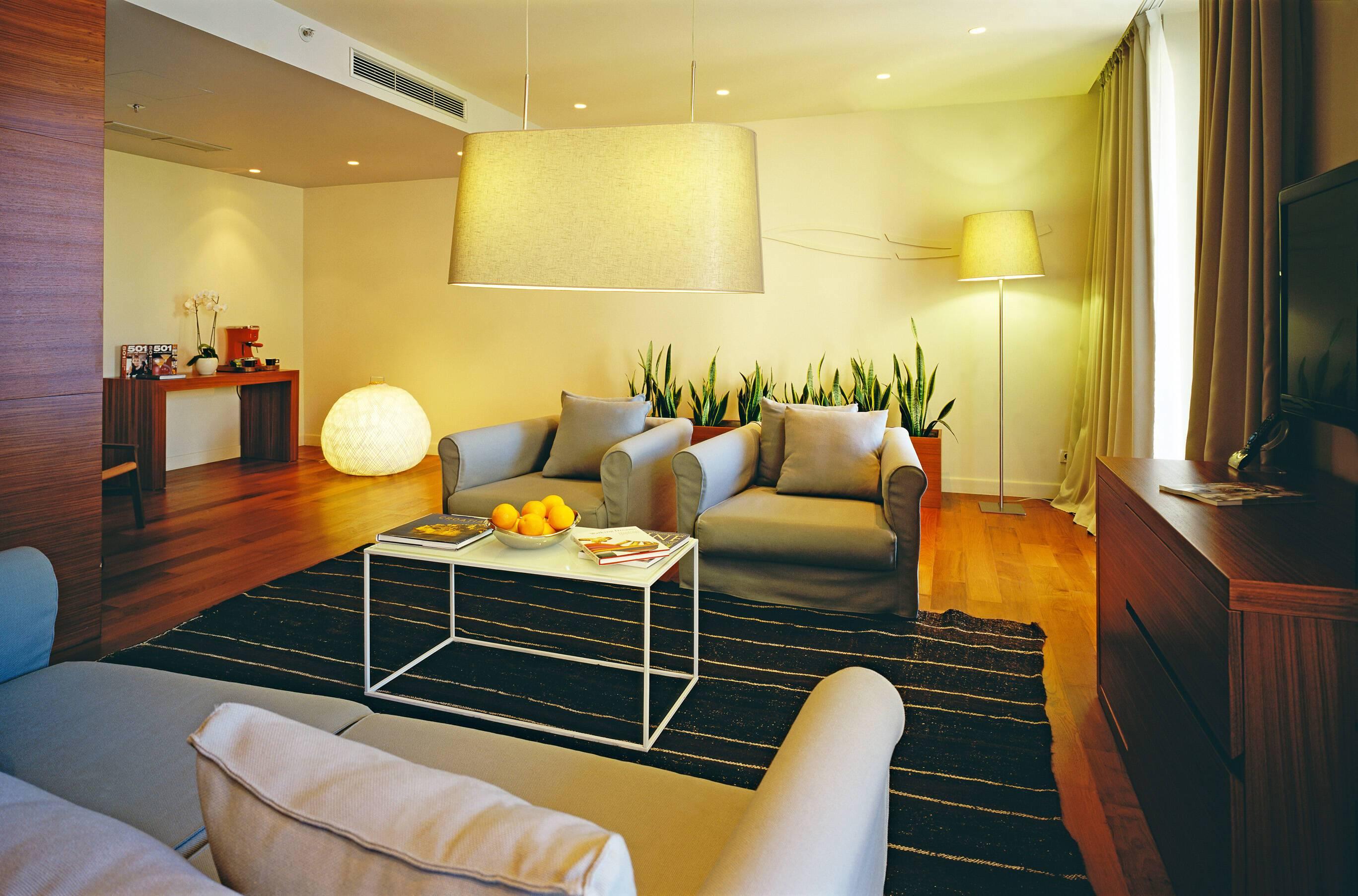 Villa Dubrovnik Dukes Suite Living Croatie