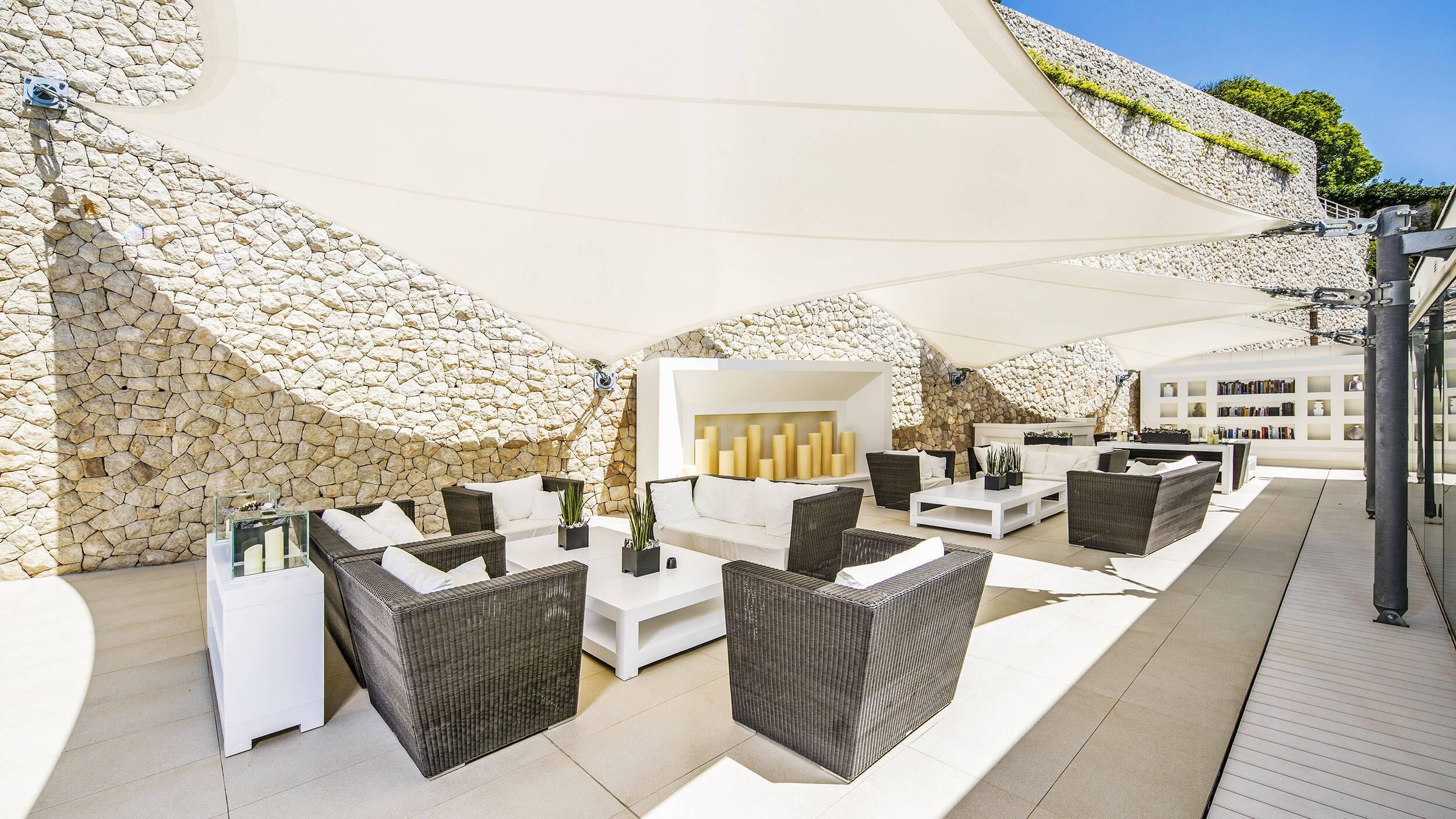 Villa Dubrovnik Lounge Croatie