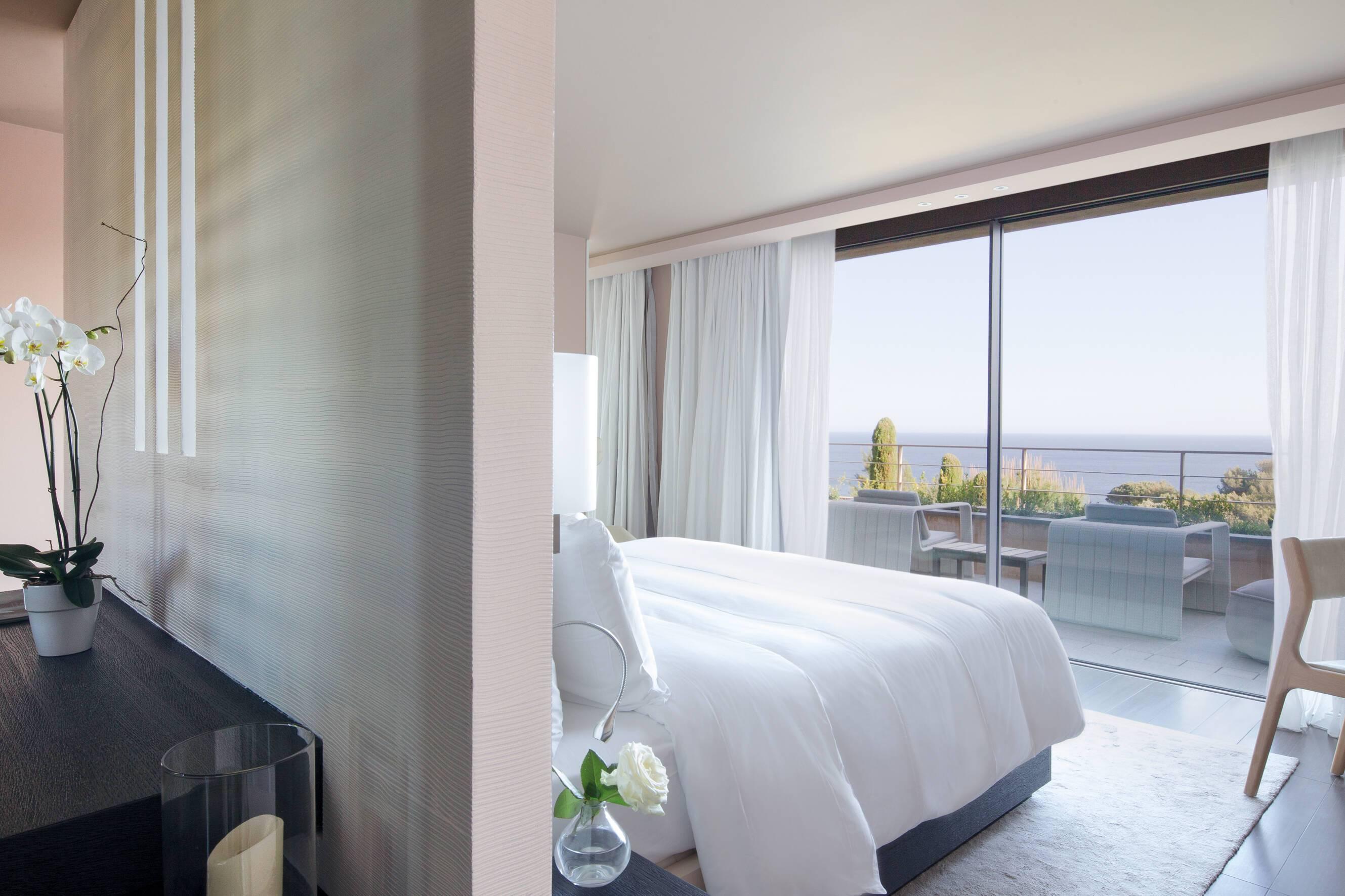 La Reserve Ramatuelle Chambre Deluxe SDB Cote D Azur