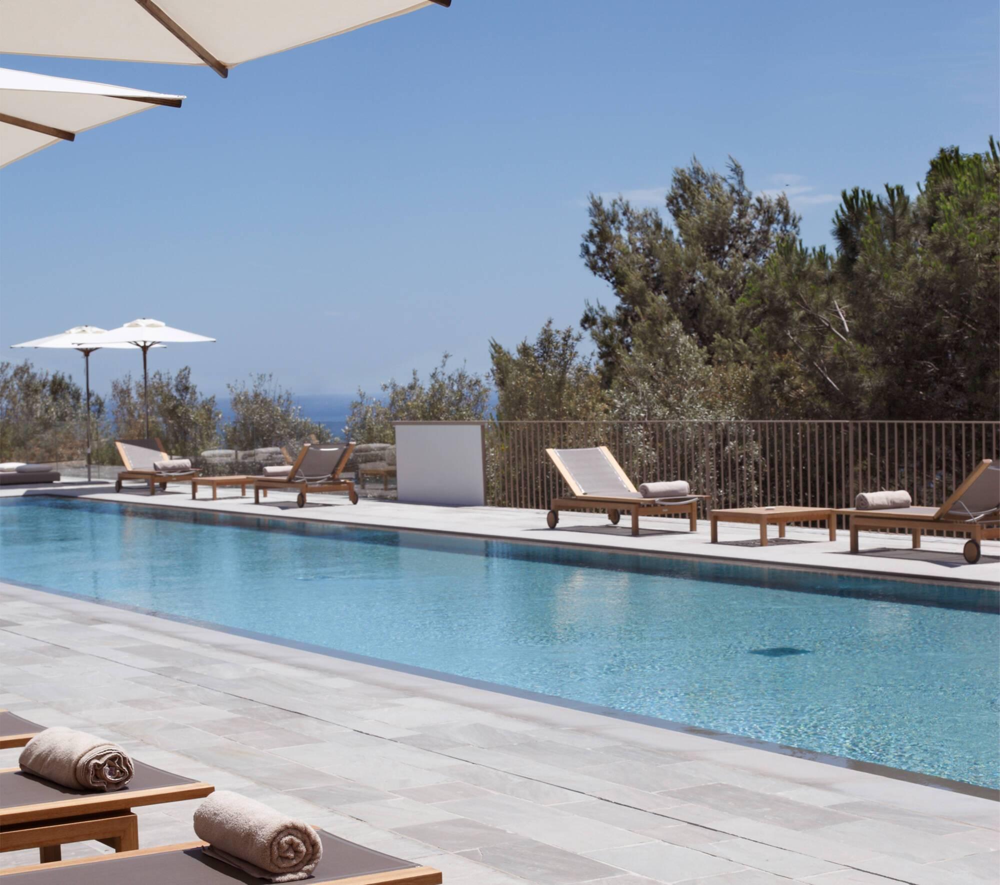 La Reserve Ramatuelle Piscine Cote D Azur