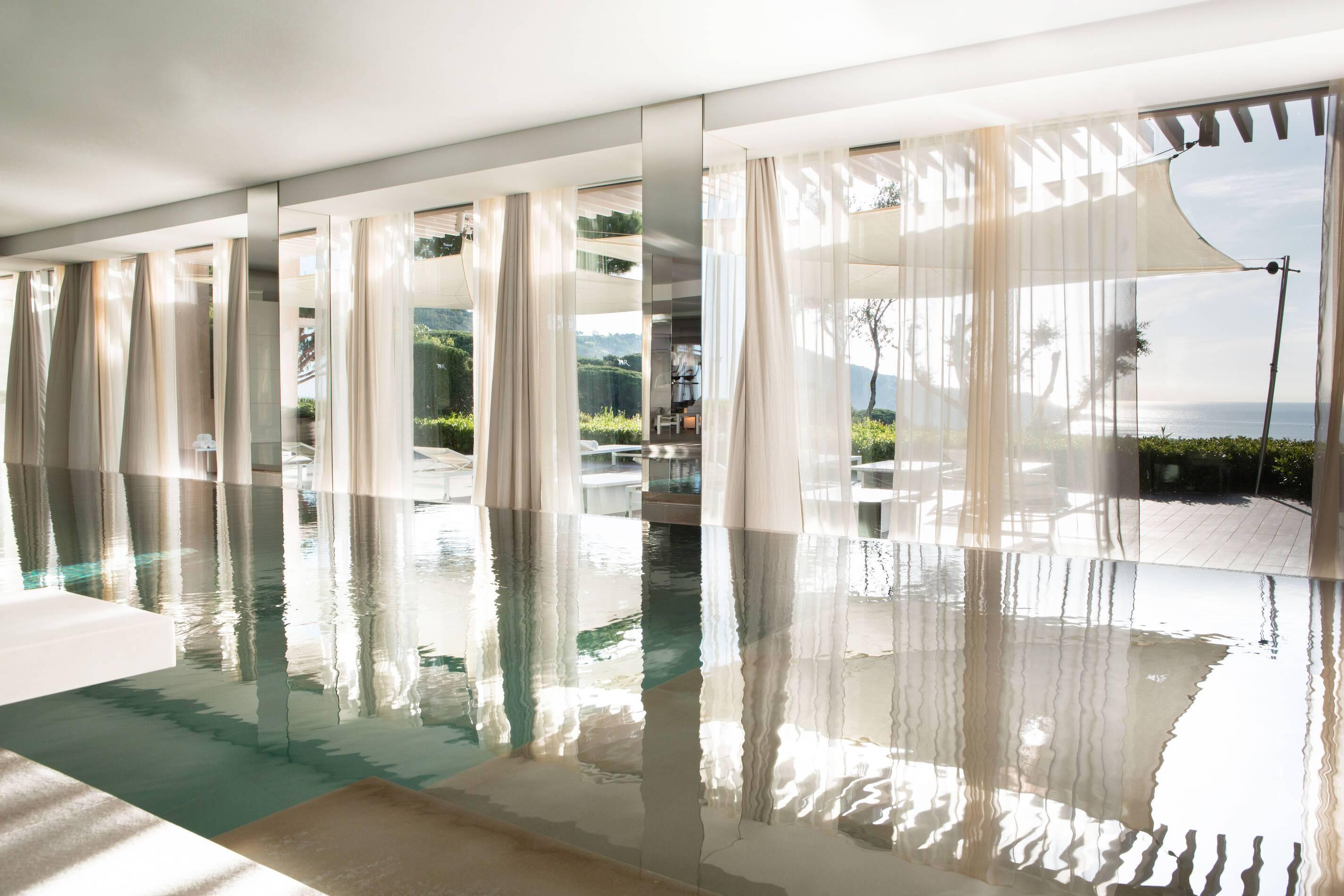 La Reserve Ramatuelle Piscine Spa Cote D Azur