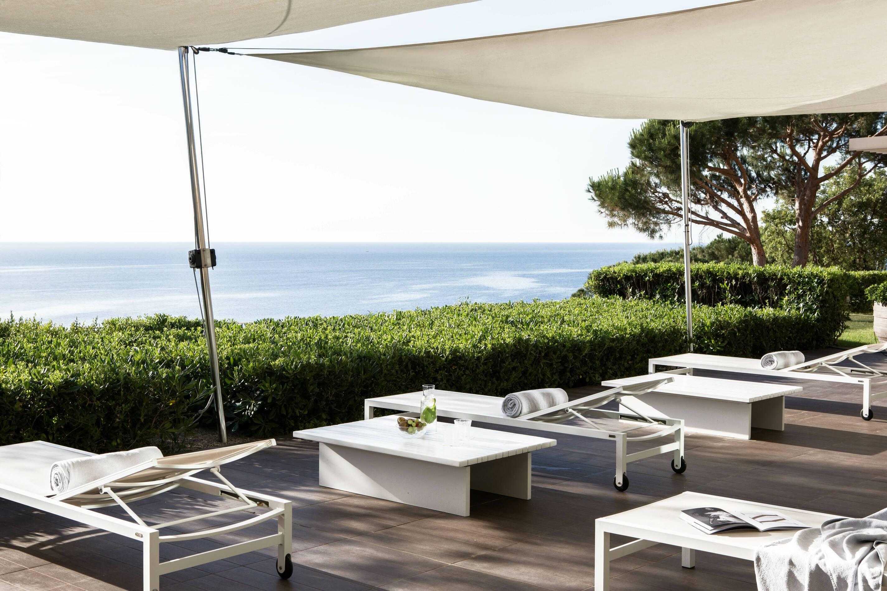 La Reserve Ramatuelle Terrasse Spa Cote D Azur