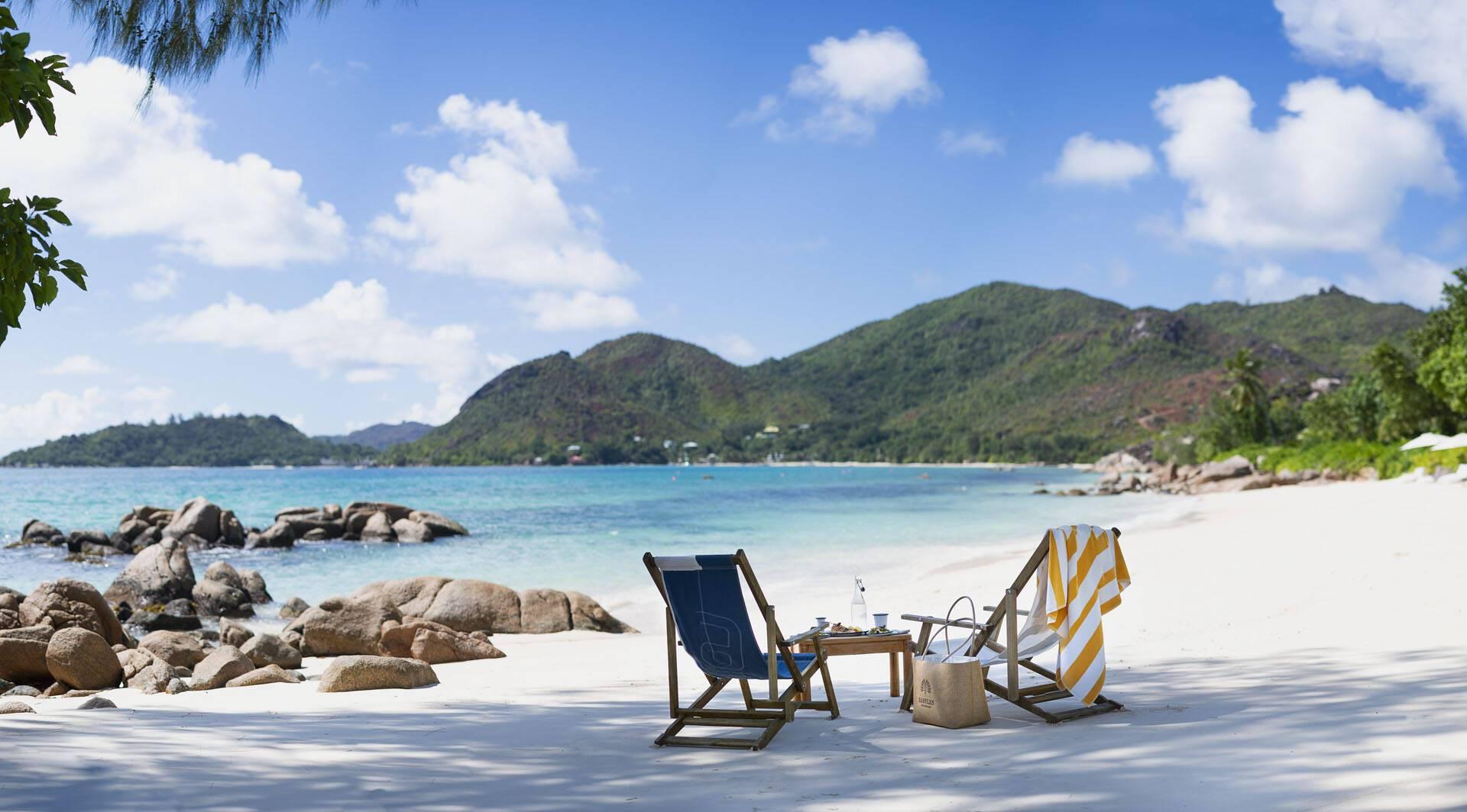 Raffles Praslin Seychelles Pique nique