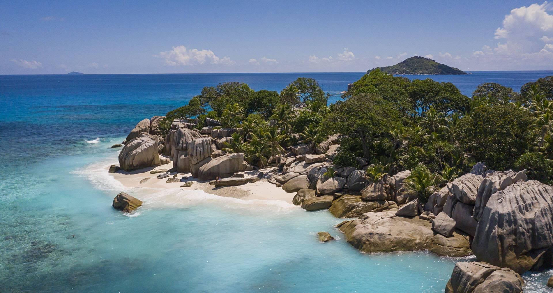 Raffles Praslin Seychelles Plage