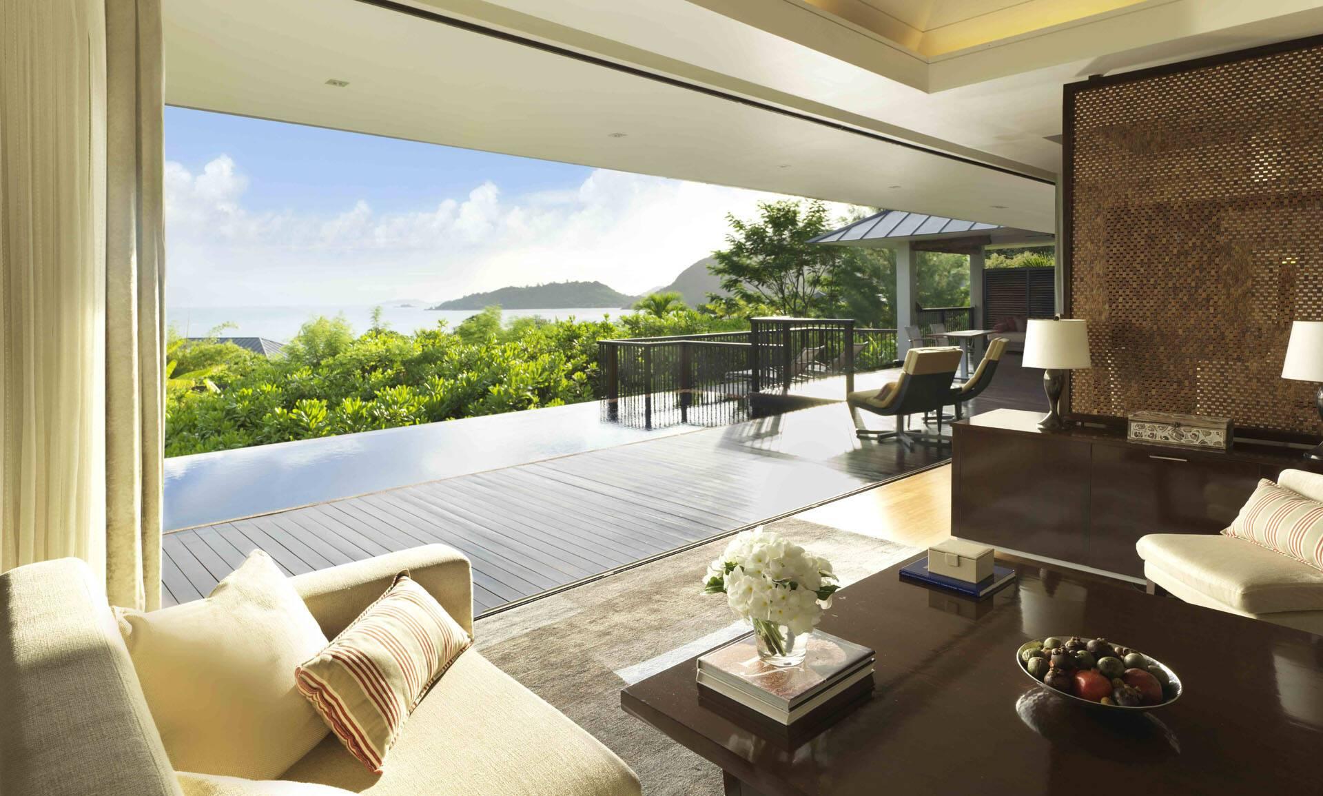 Raffles Seychelles Royal Ocean Villa
