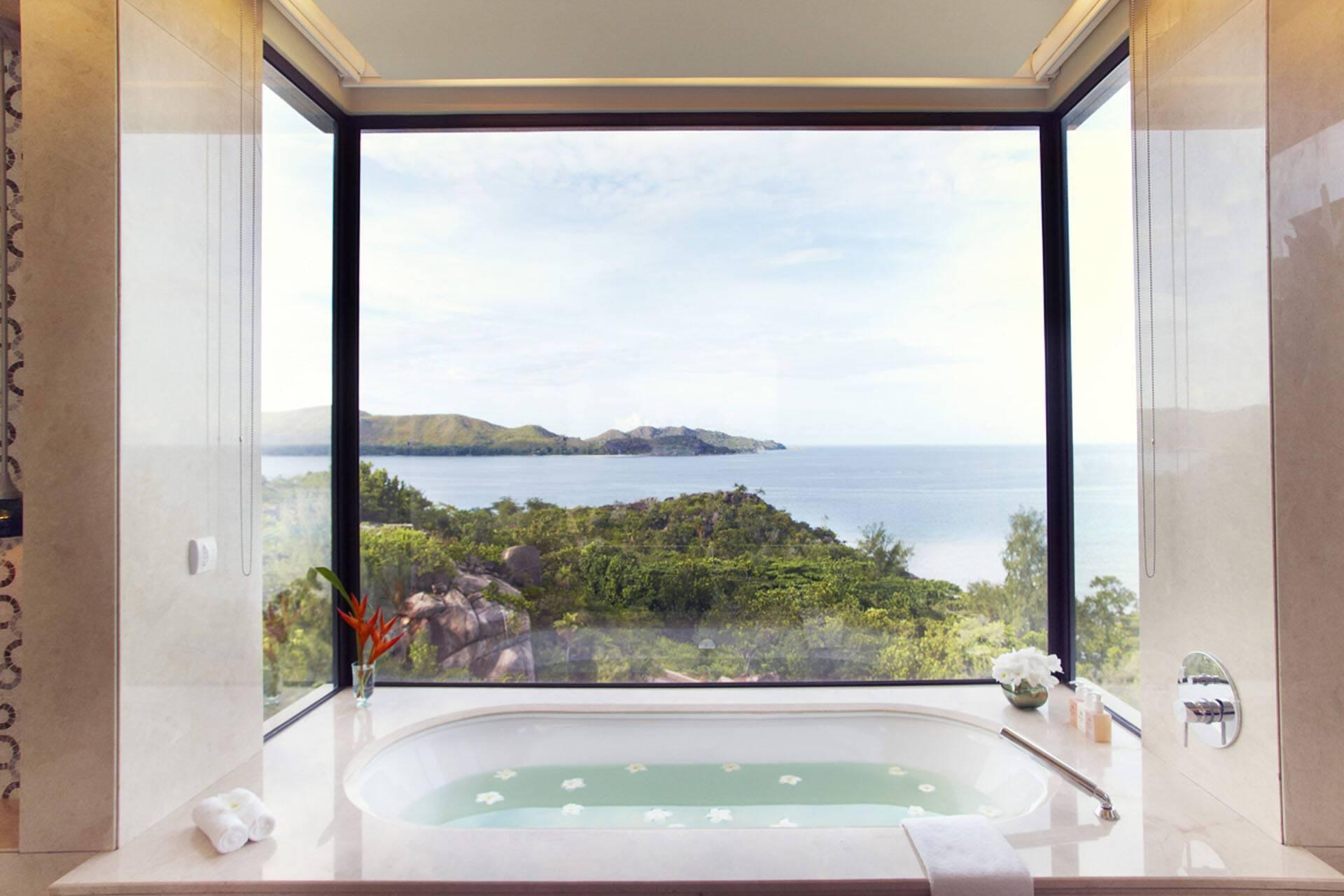 Raffles Seychelles Villa 1chambre