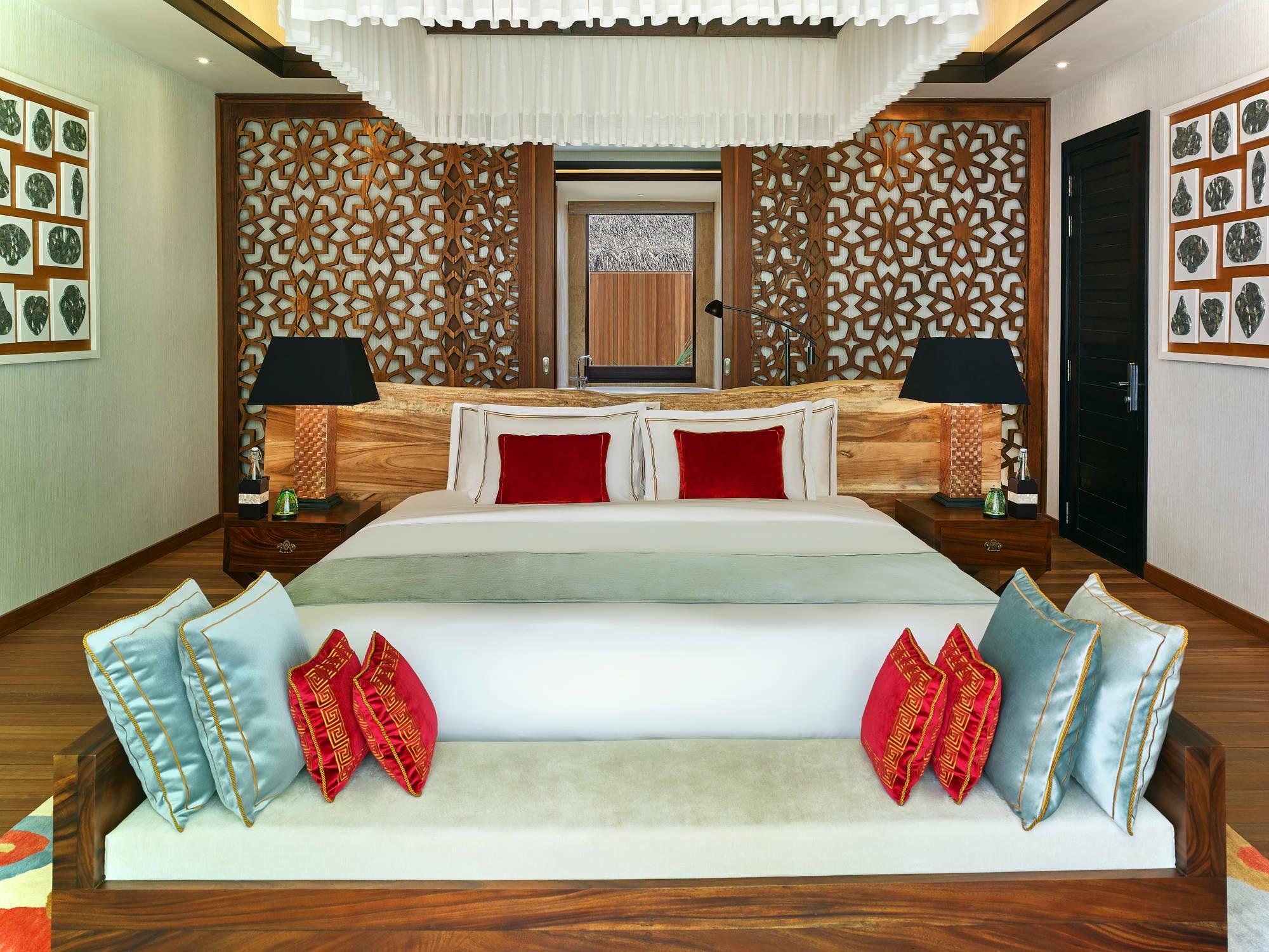 Jumeirah Vittaveli Royal Residence Chambre Maldives