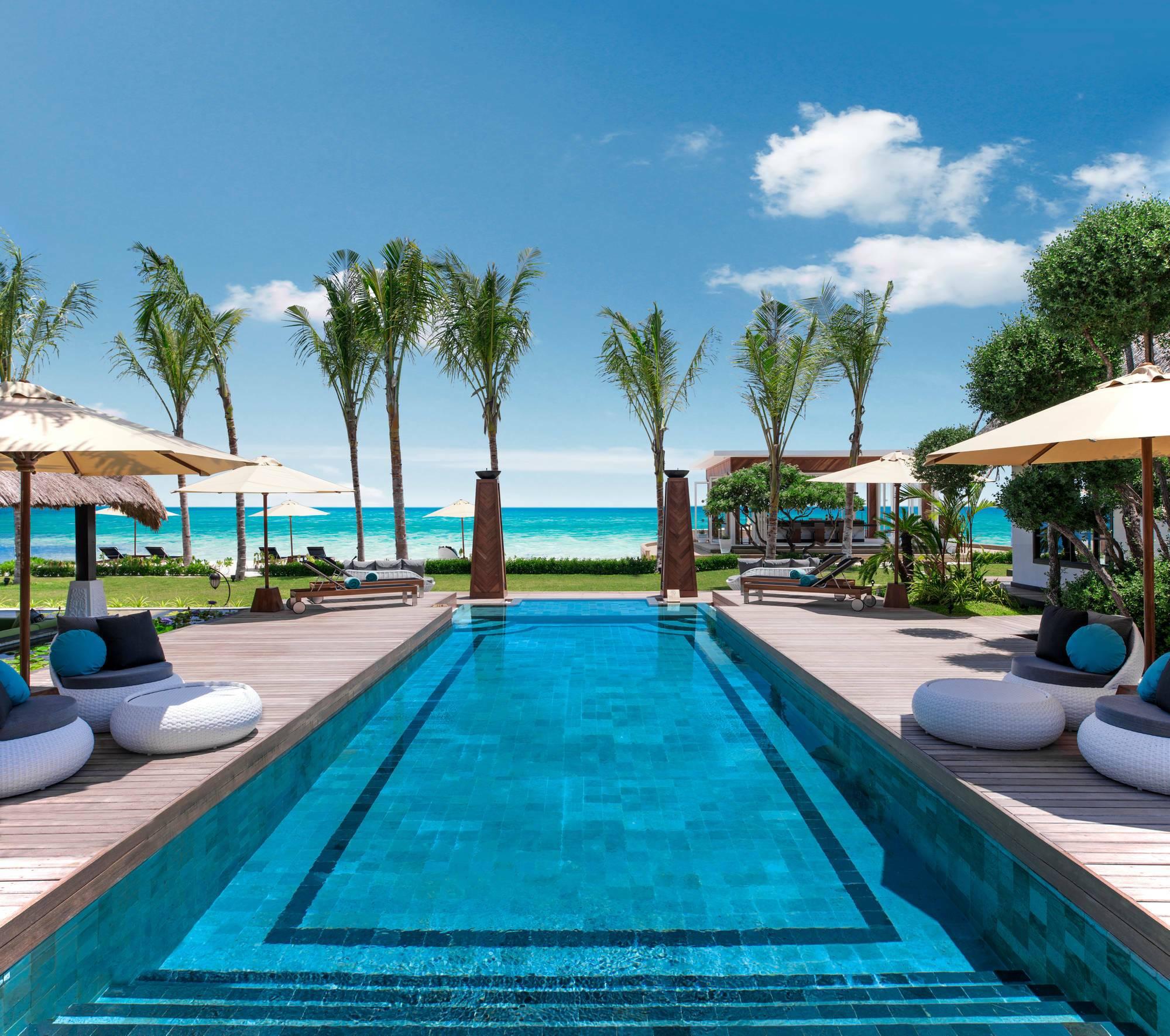 Jumeirah Vittaveli Royal Residence Piscine Privee Maldives
