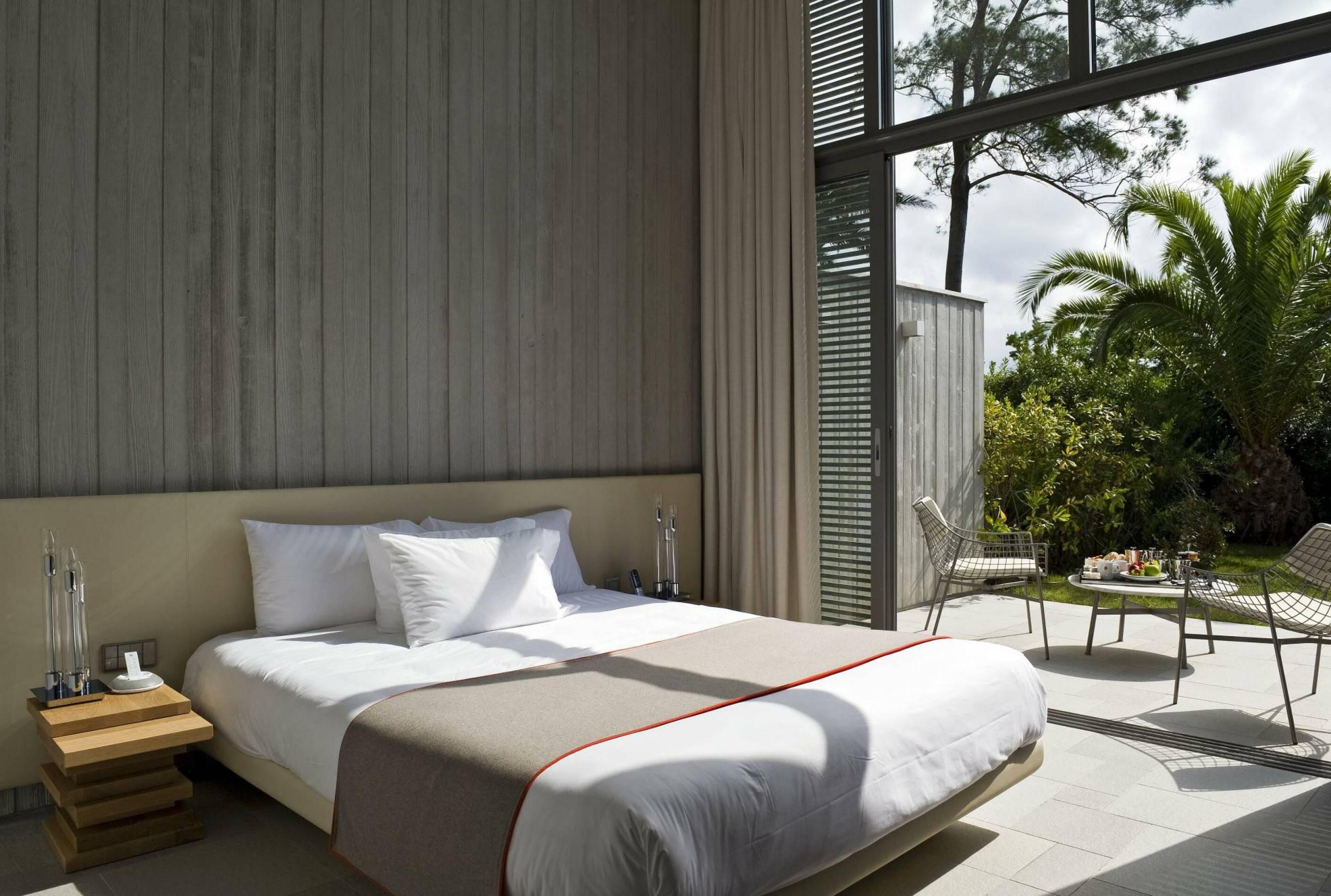 Hotel Sezz Bungalow Chambre Saint Tropez