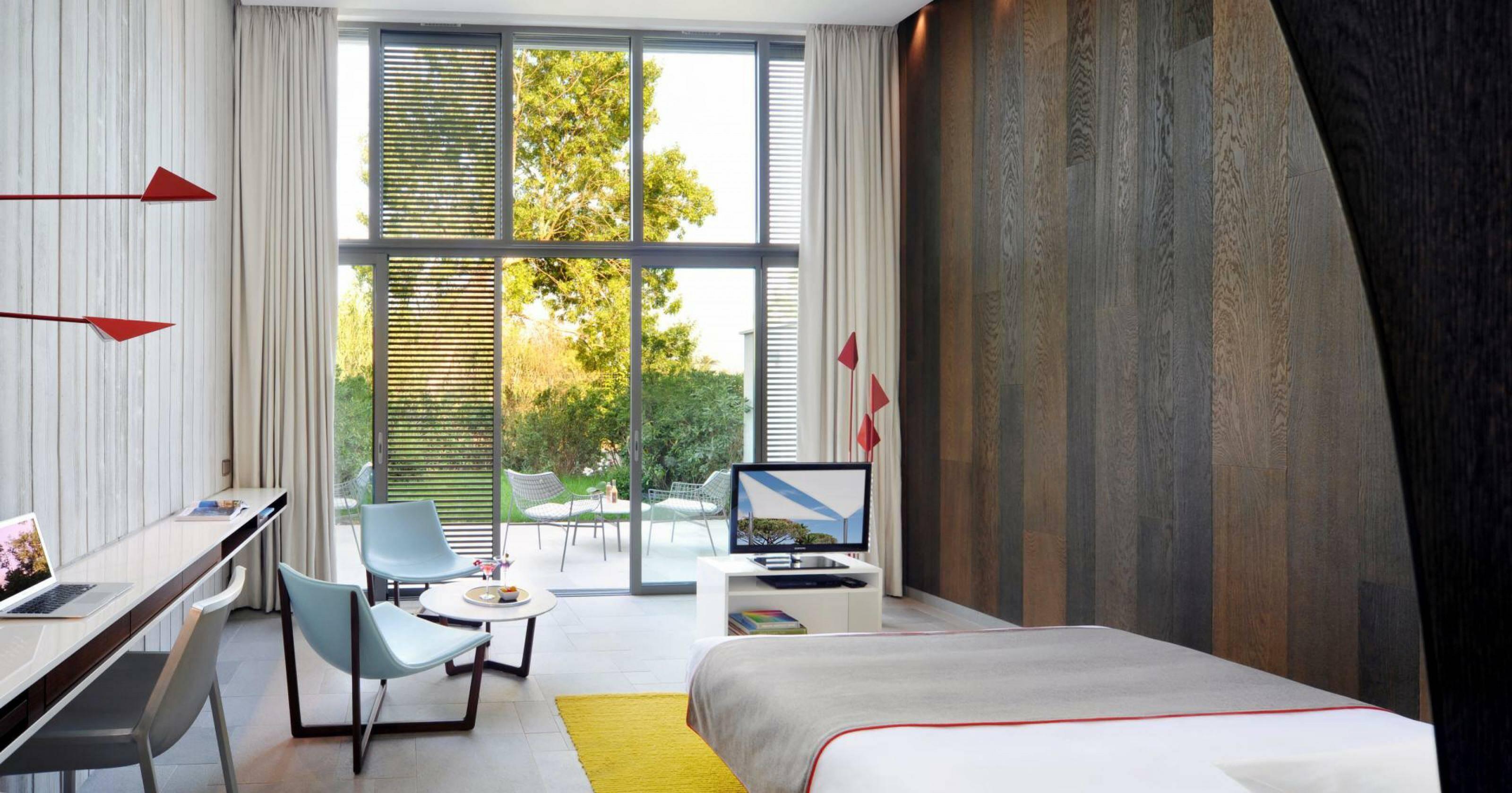 Hotel Sezz Cocoon Chambre Saint Tropez