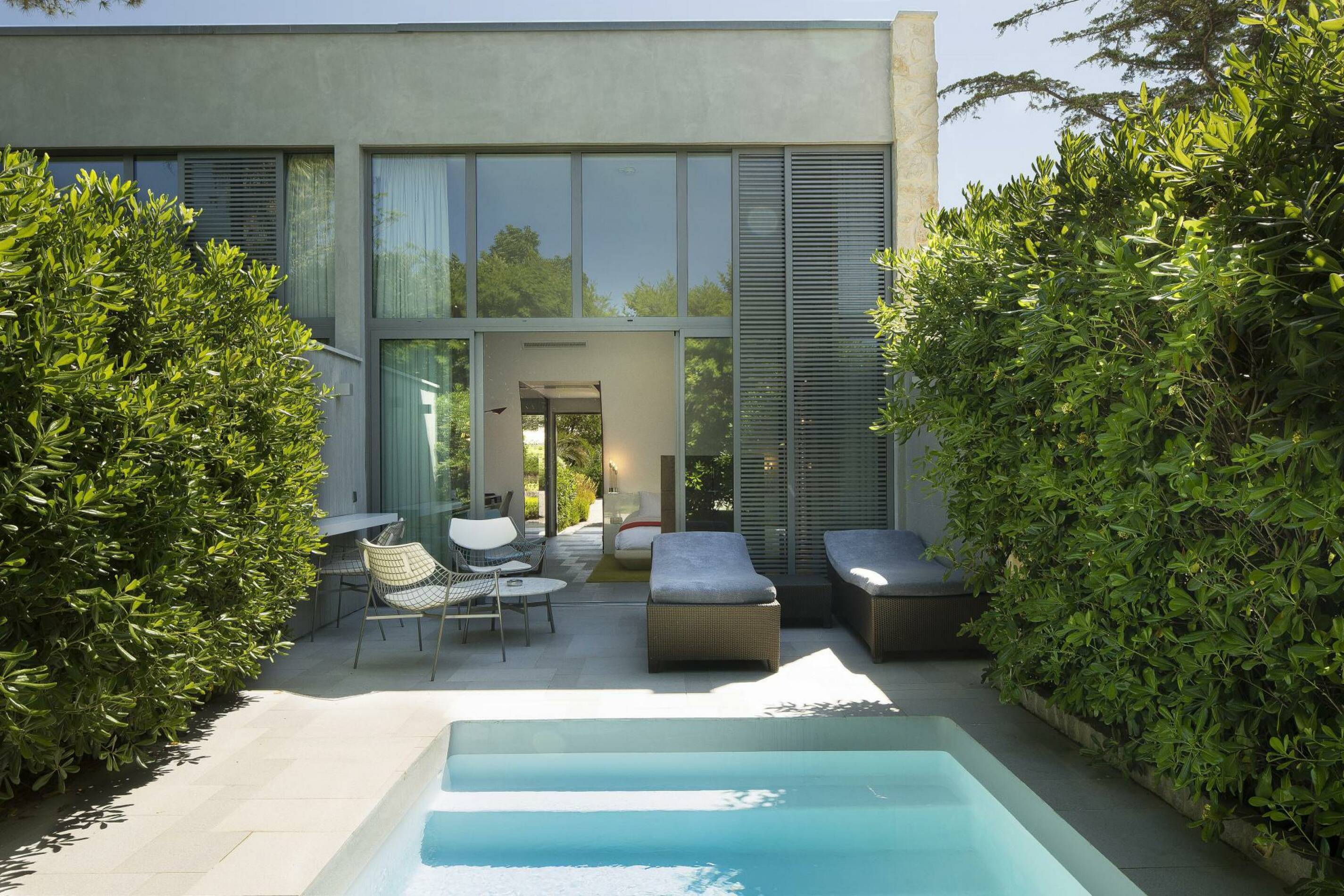 Hotel Sezz Cocoon With Pool Piscine Saint Tropez