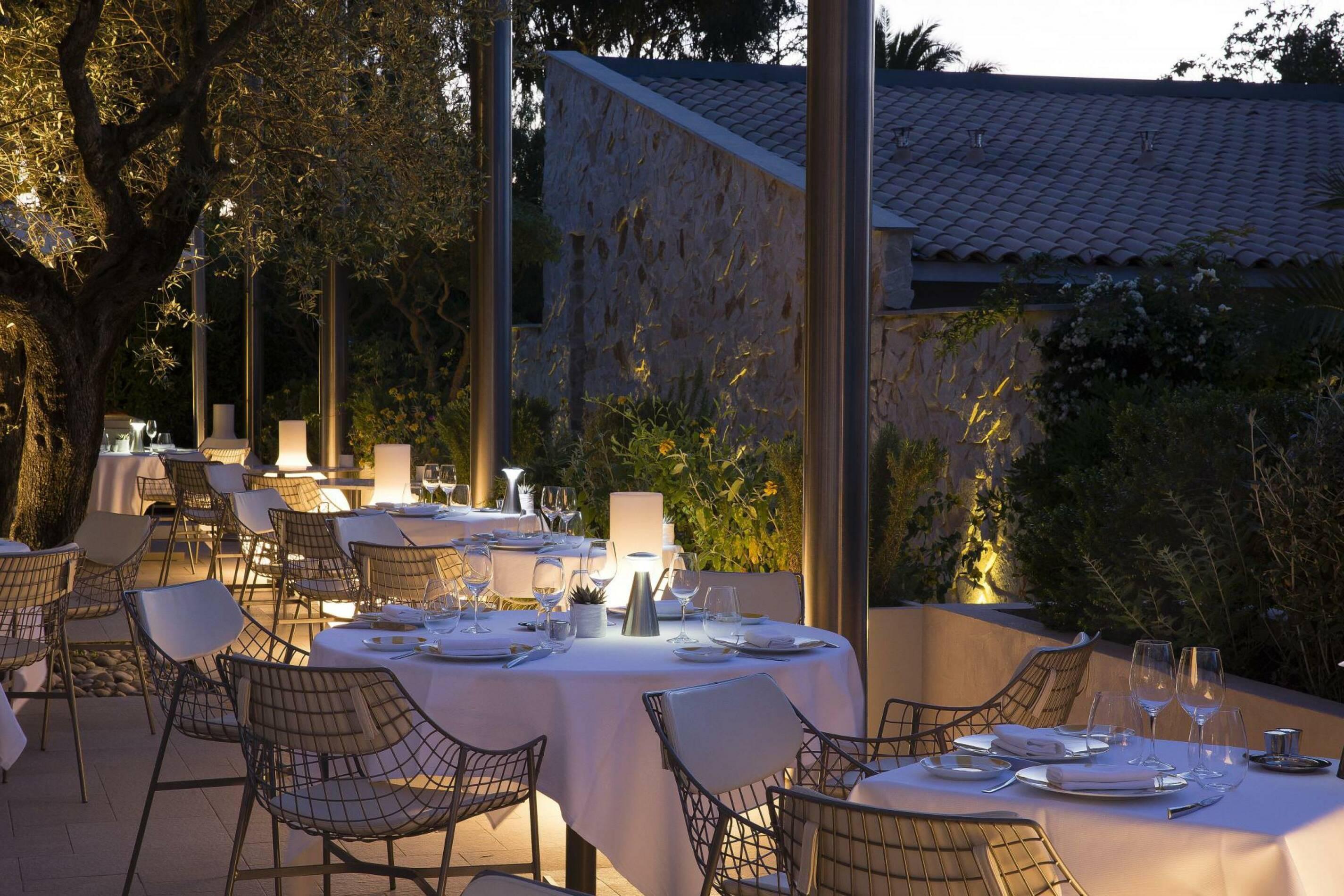 Hotel Sezz Restaurant Colette Saint Tropez