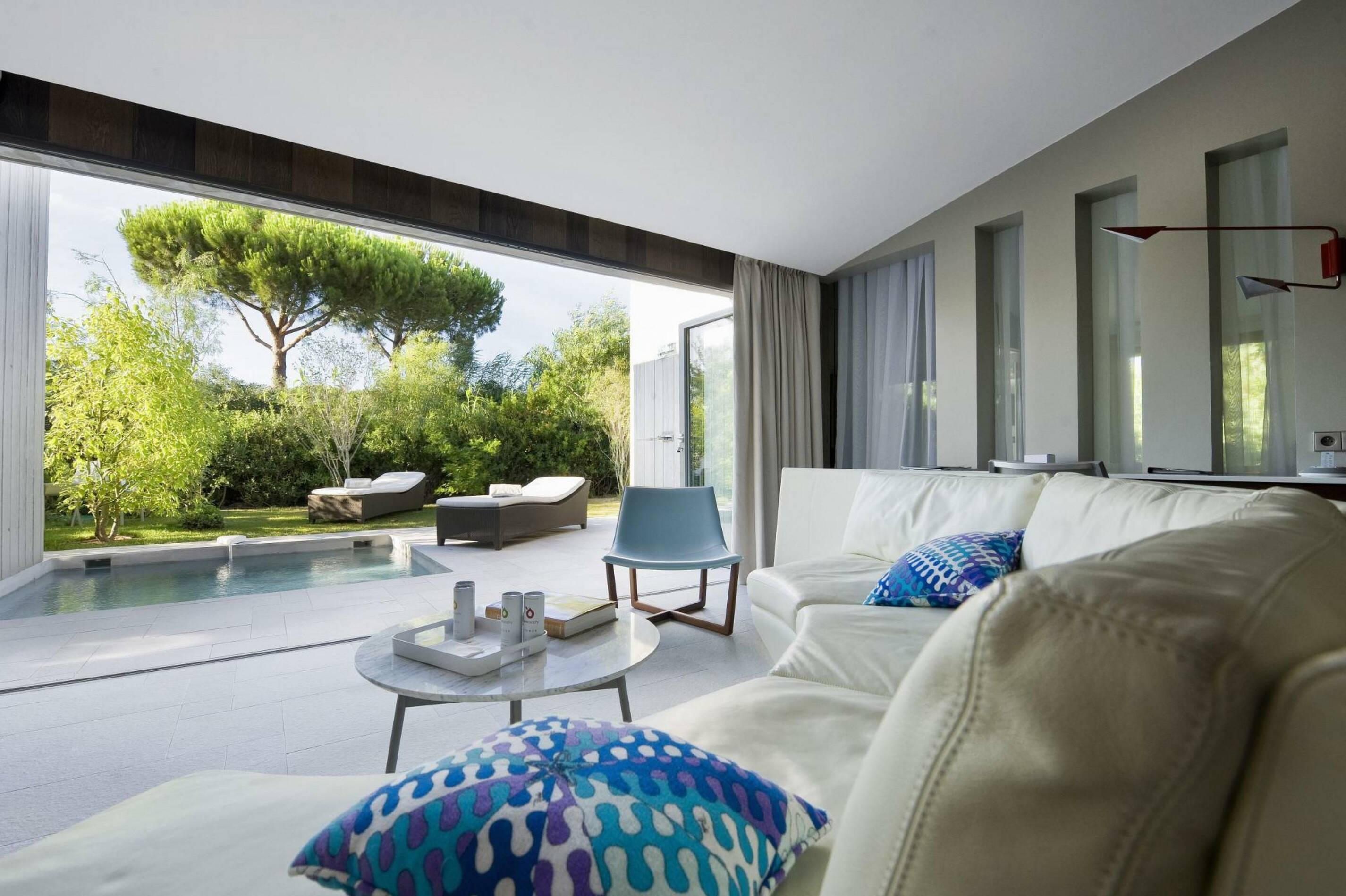 Hotel Sezz Villa Terrasse Saint Tropez