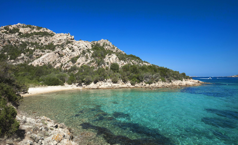 Capo d Orso Sardaigne plage cala selvaggia