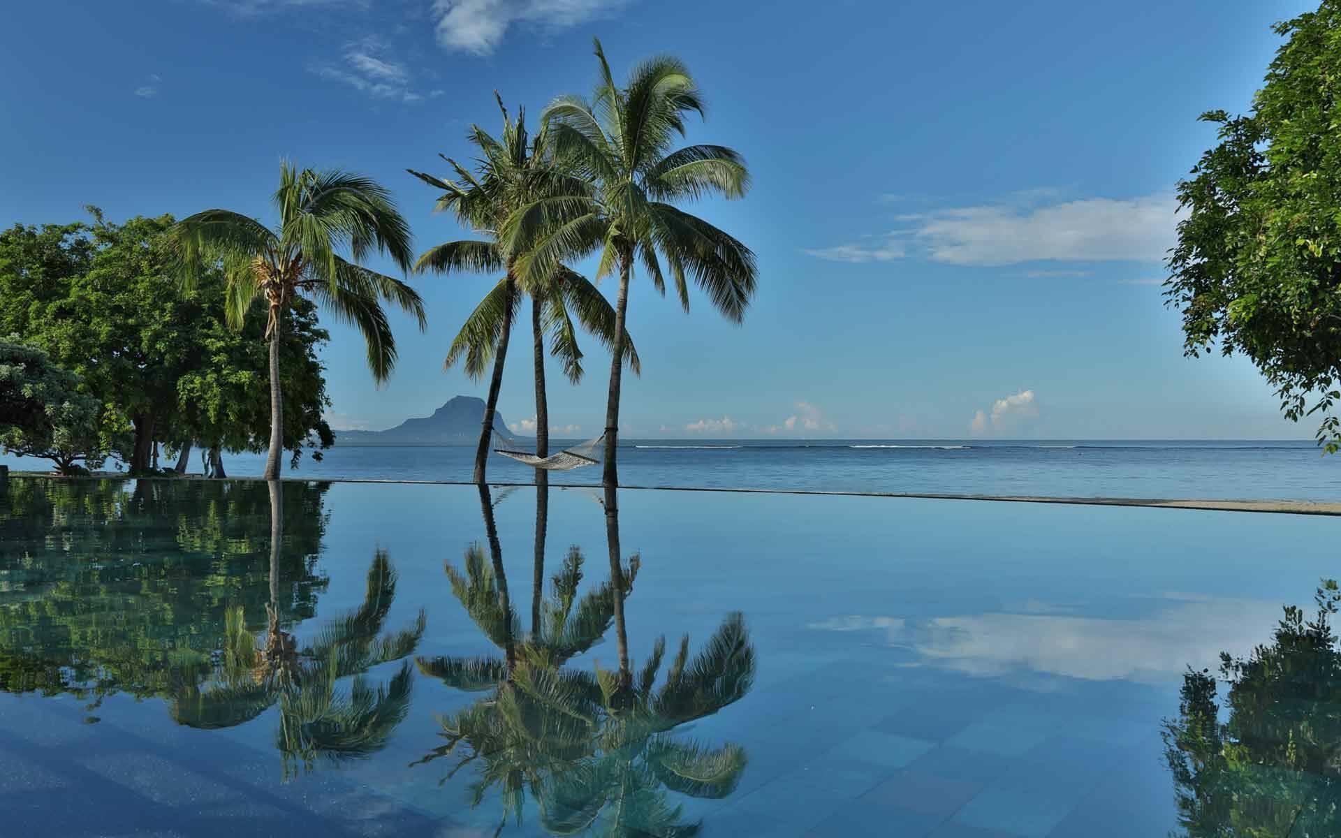Maradiva Infinity pool Ile Maurice