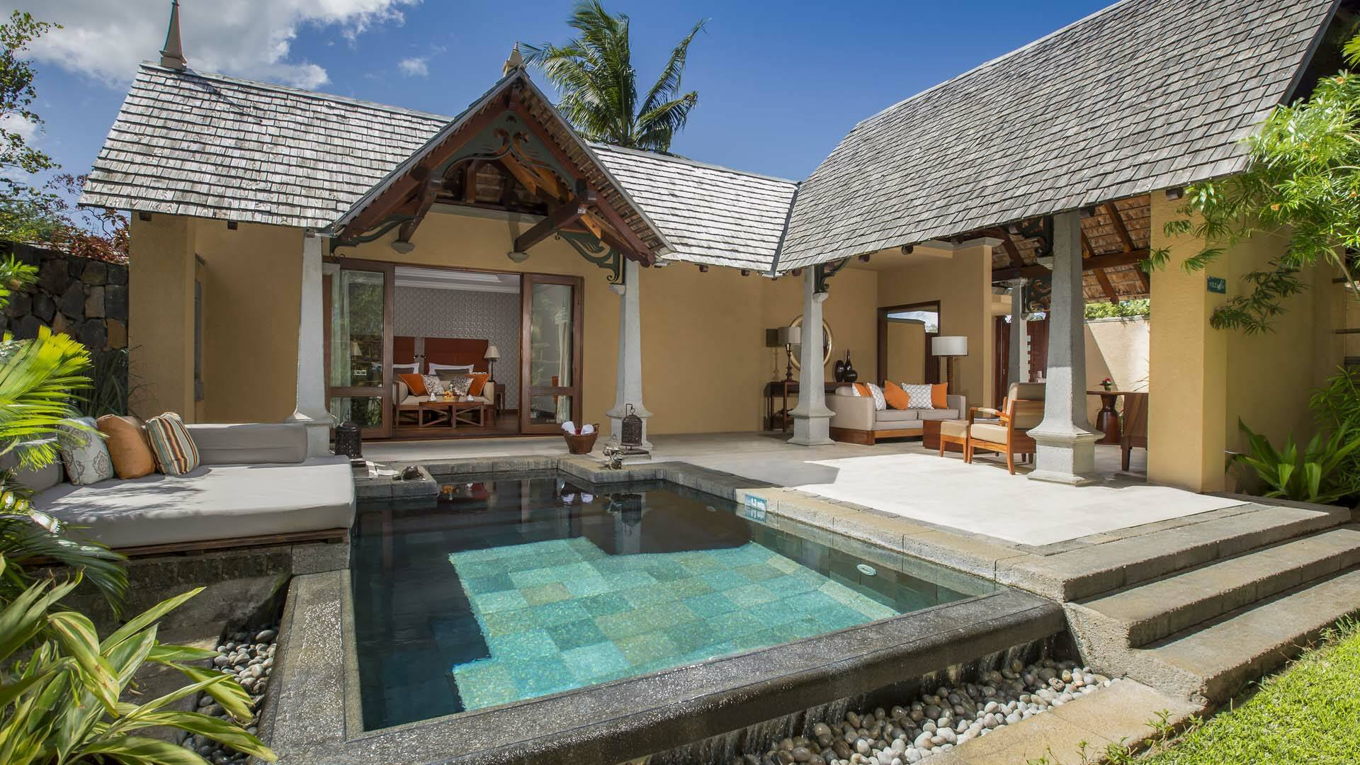 Maradiva Maurice Luxury Suite Pool Villa