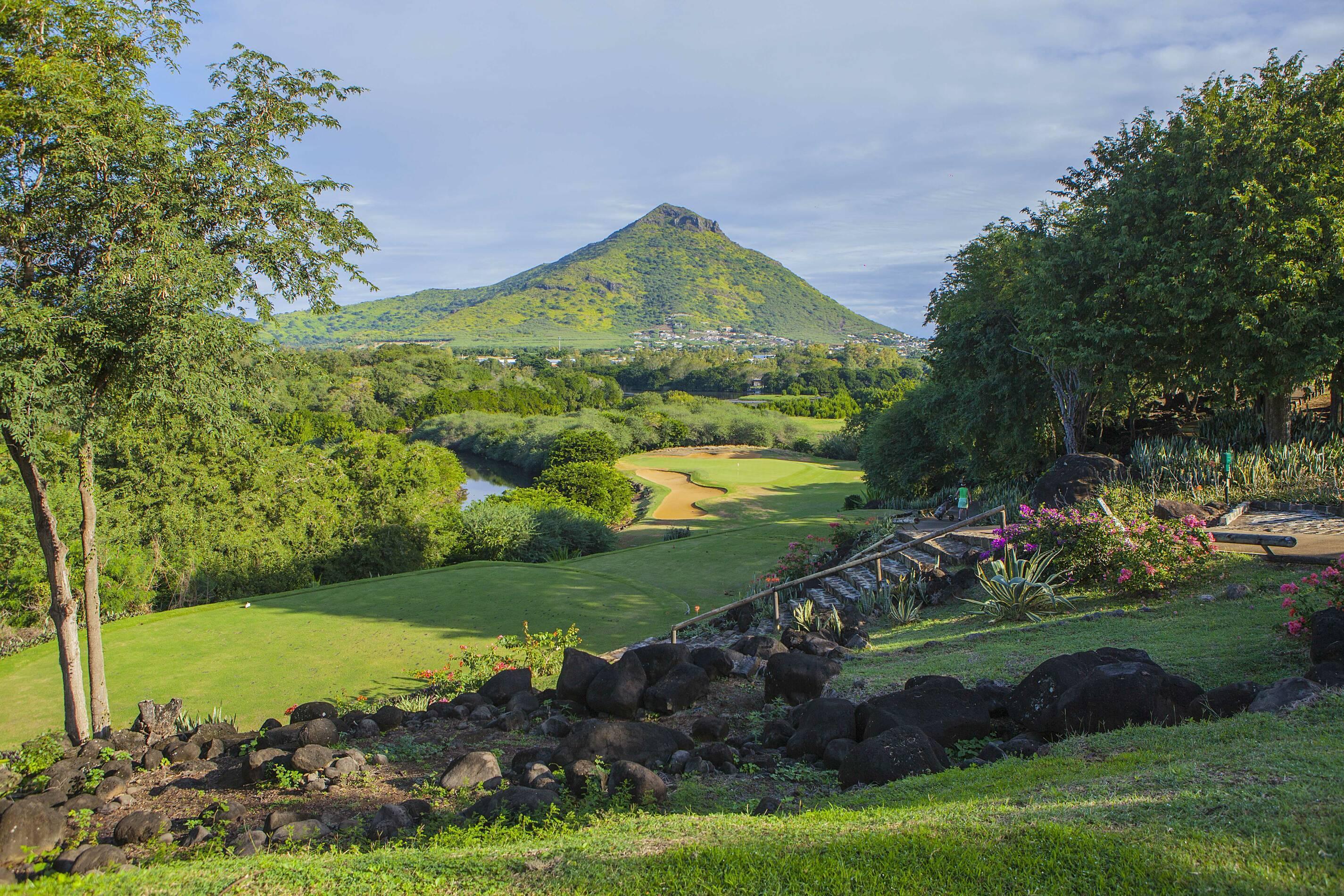 Maradiva Villas Maurice golf