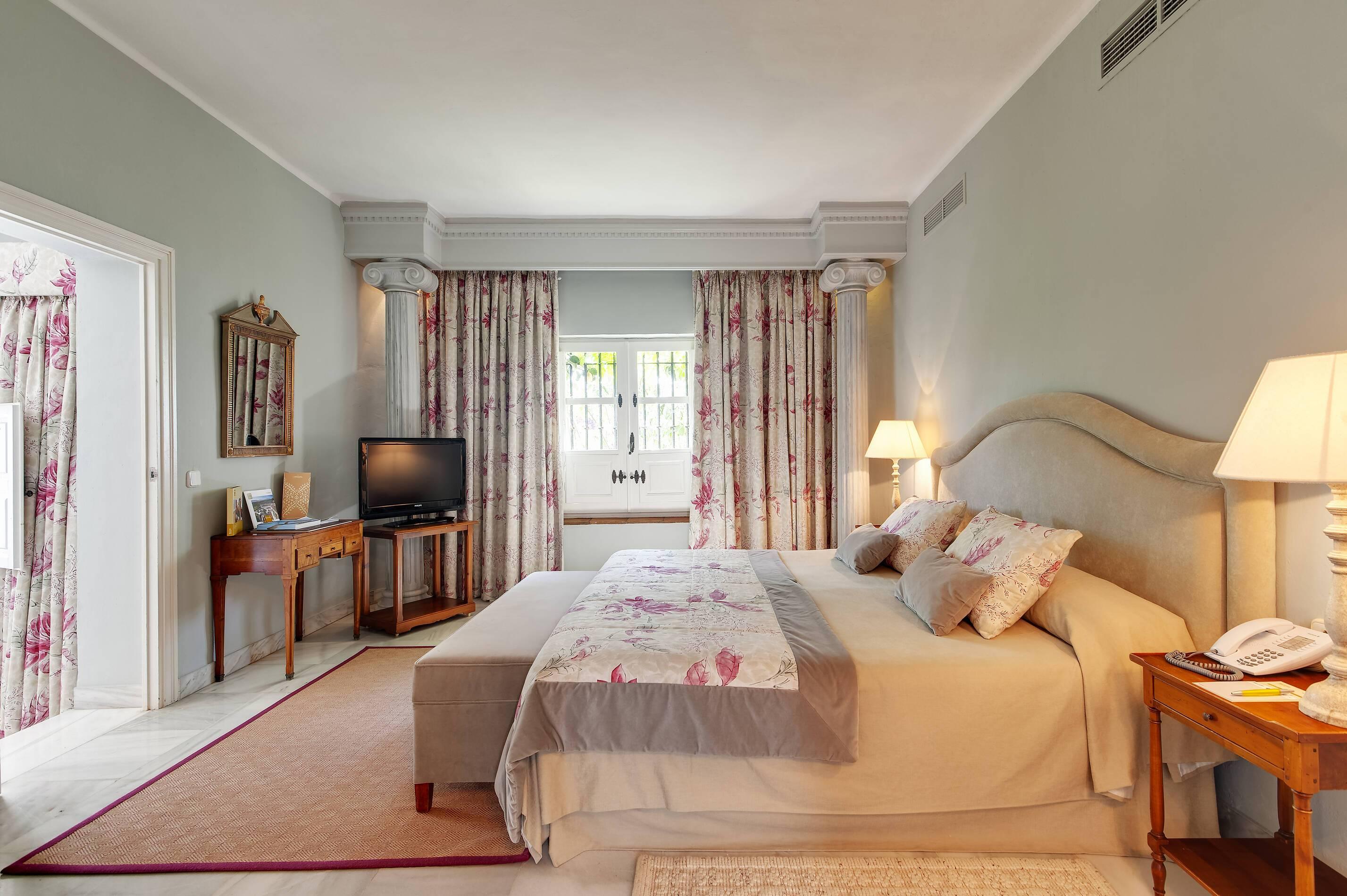 Barcelo la Bobadilla Andalousie junior suite chambre