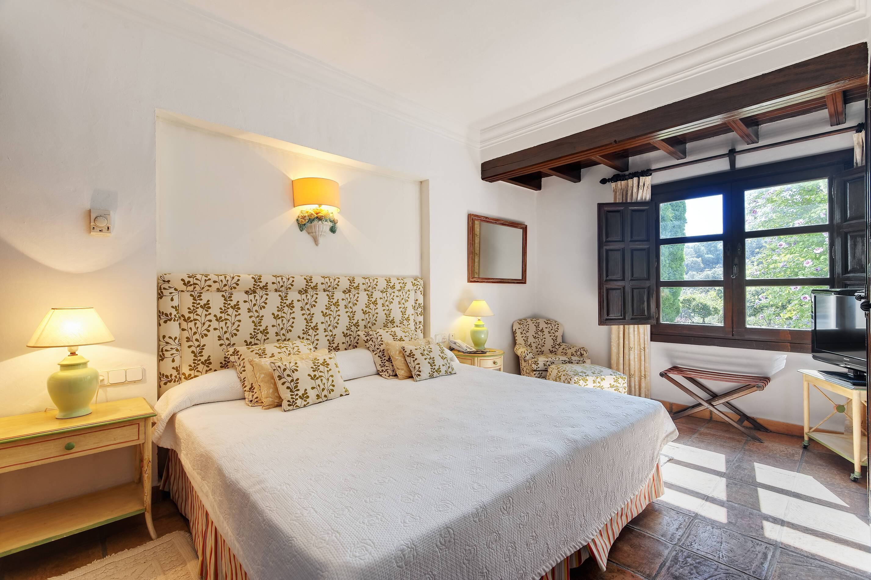 Barcelo la Bobadilla Andalousie suite superior deluxe chambre