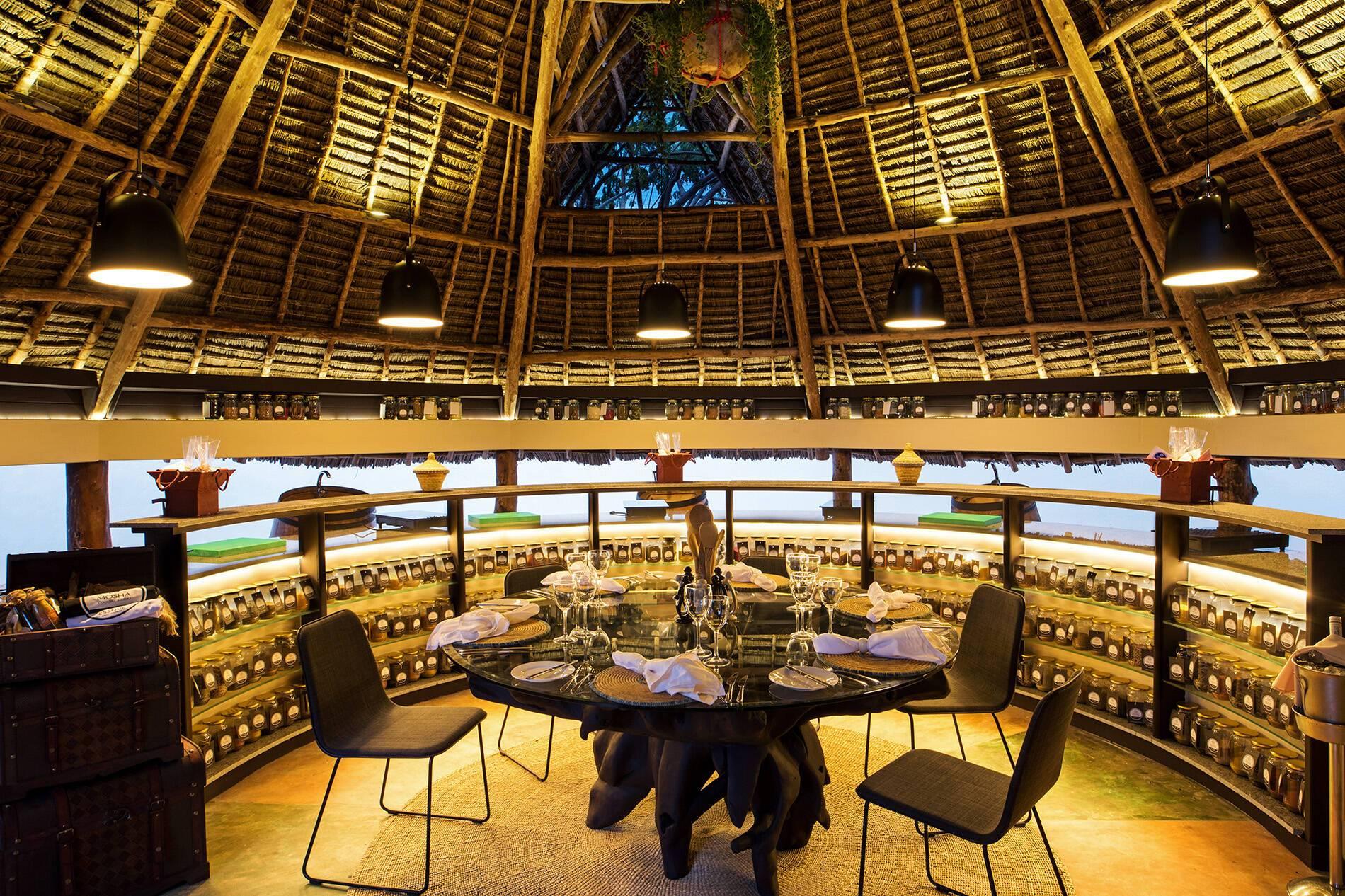 Essque Zalu Restaurant Mosha Studio Zanzibar