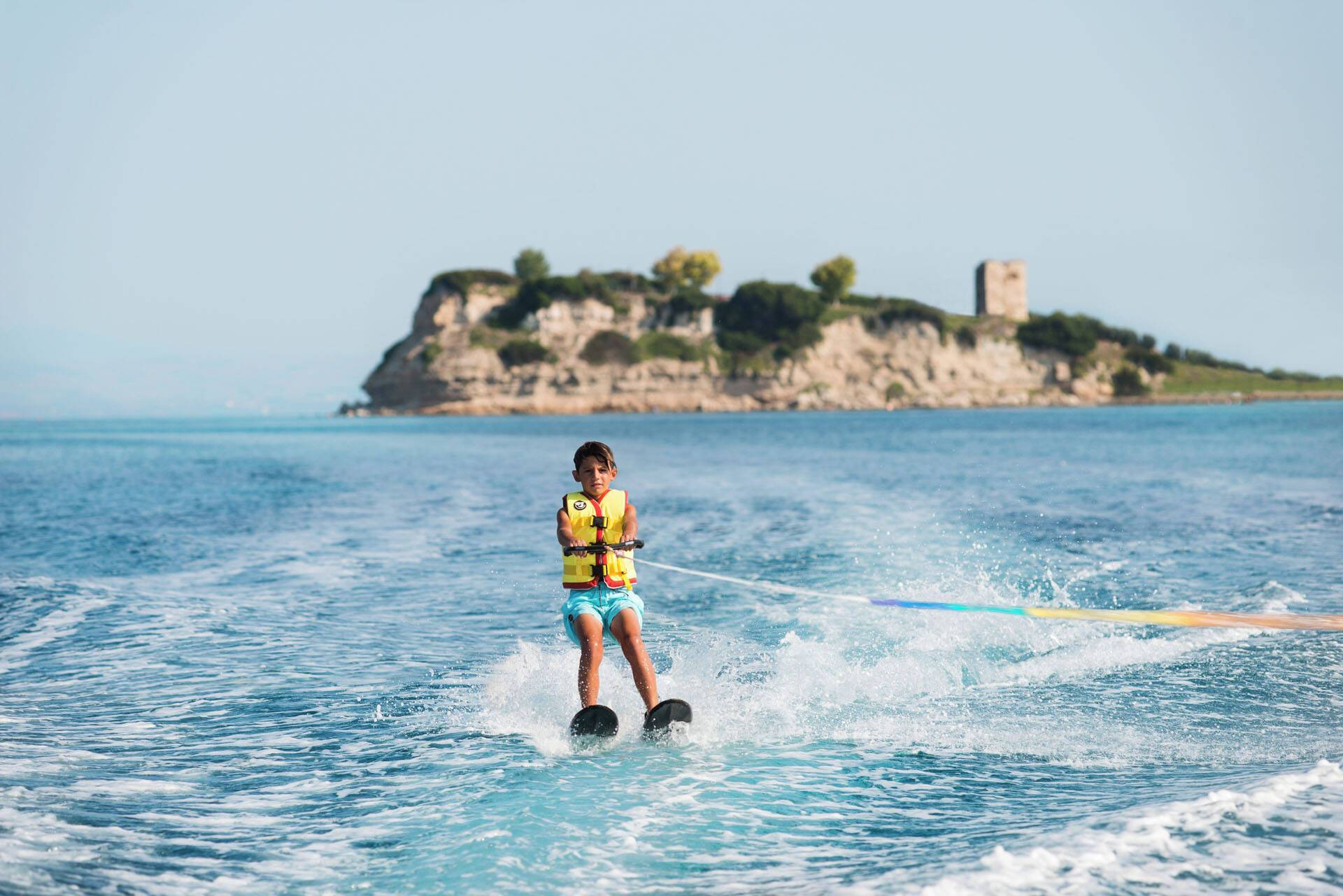 Sani Resort Thessalonique Grece Sports Nautiques