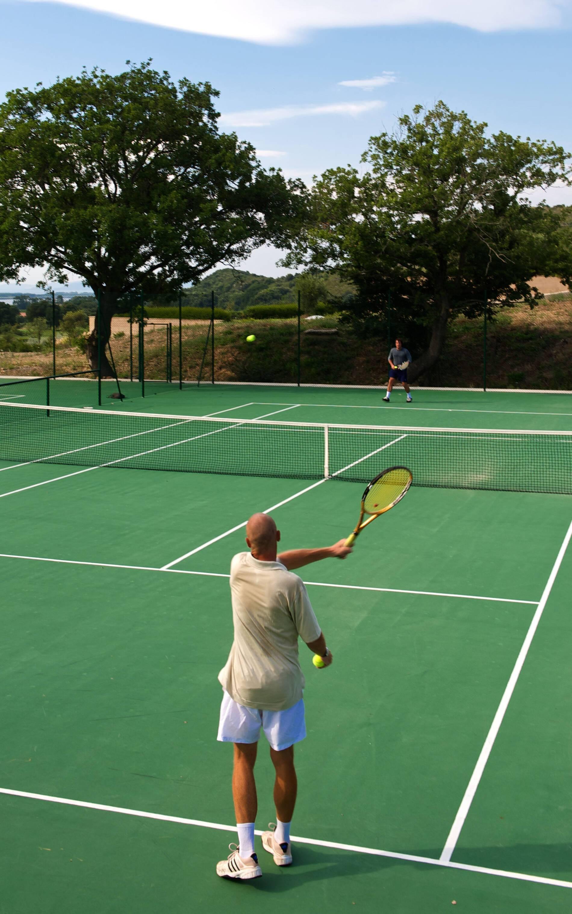 Argentario Porto Ercole Toscane Tennis