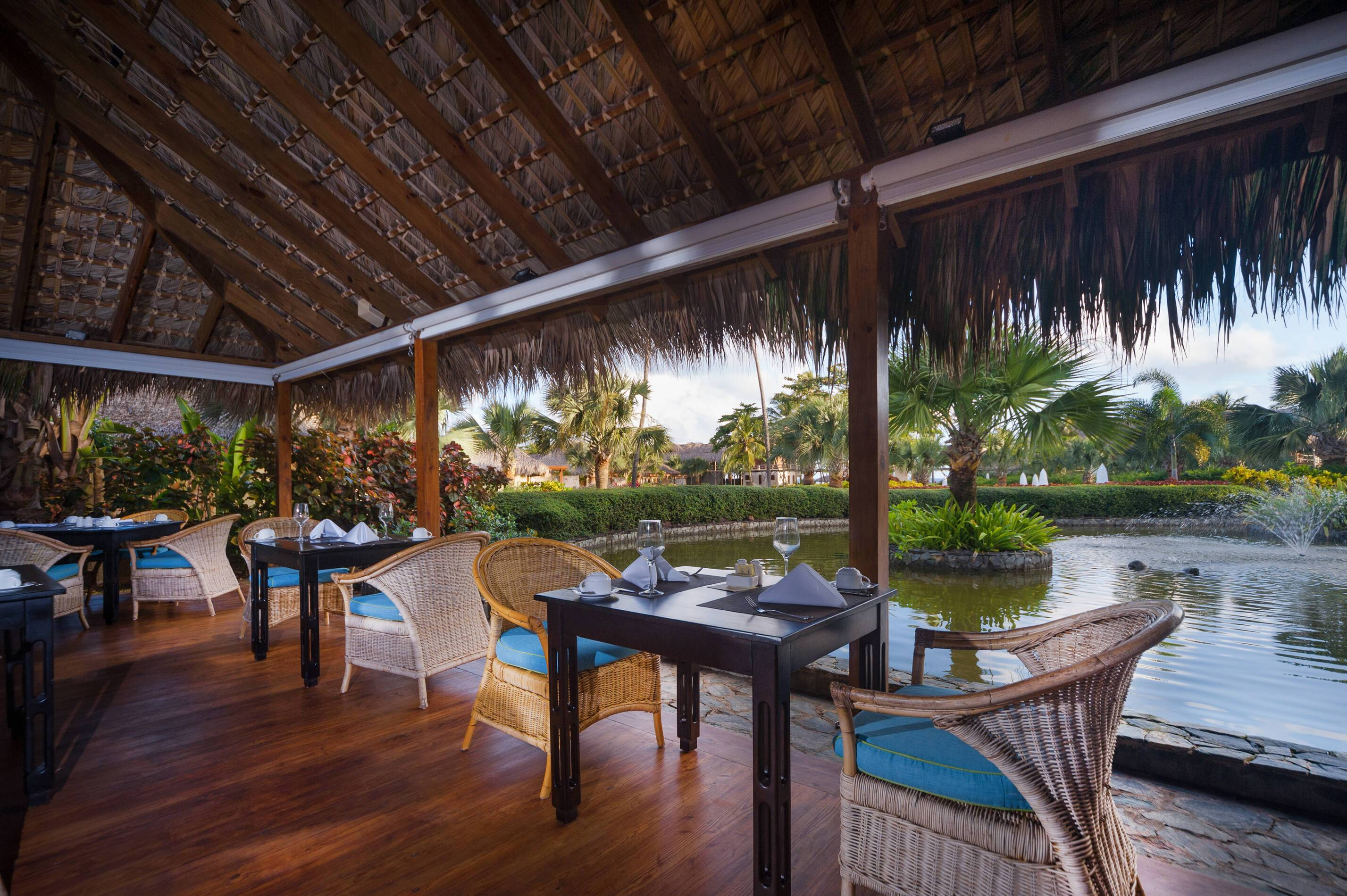 Zoetry Punta Cana Republique Dominicaine restaurant amaya AMResorts