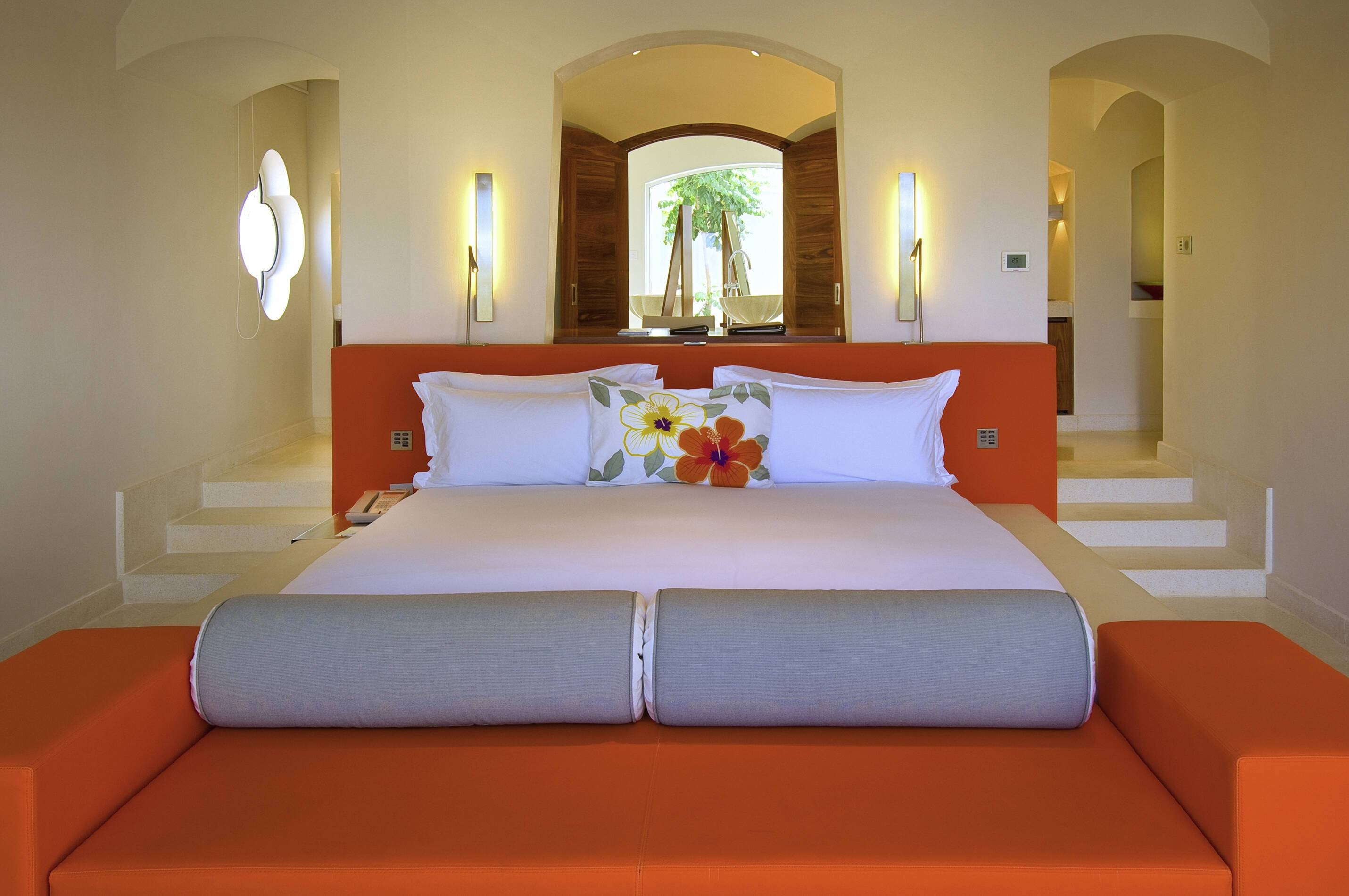 Sofitel So Maurituis beach suite chambre