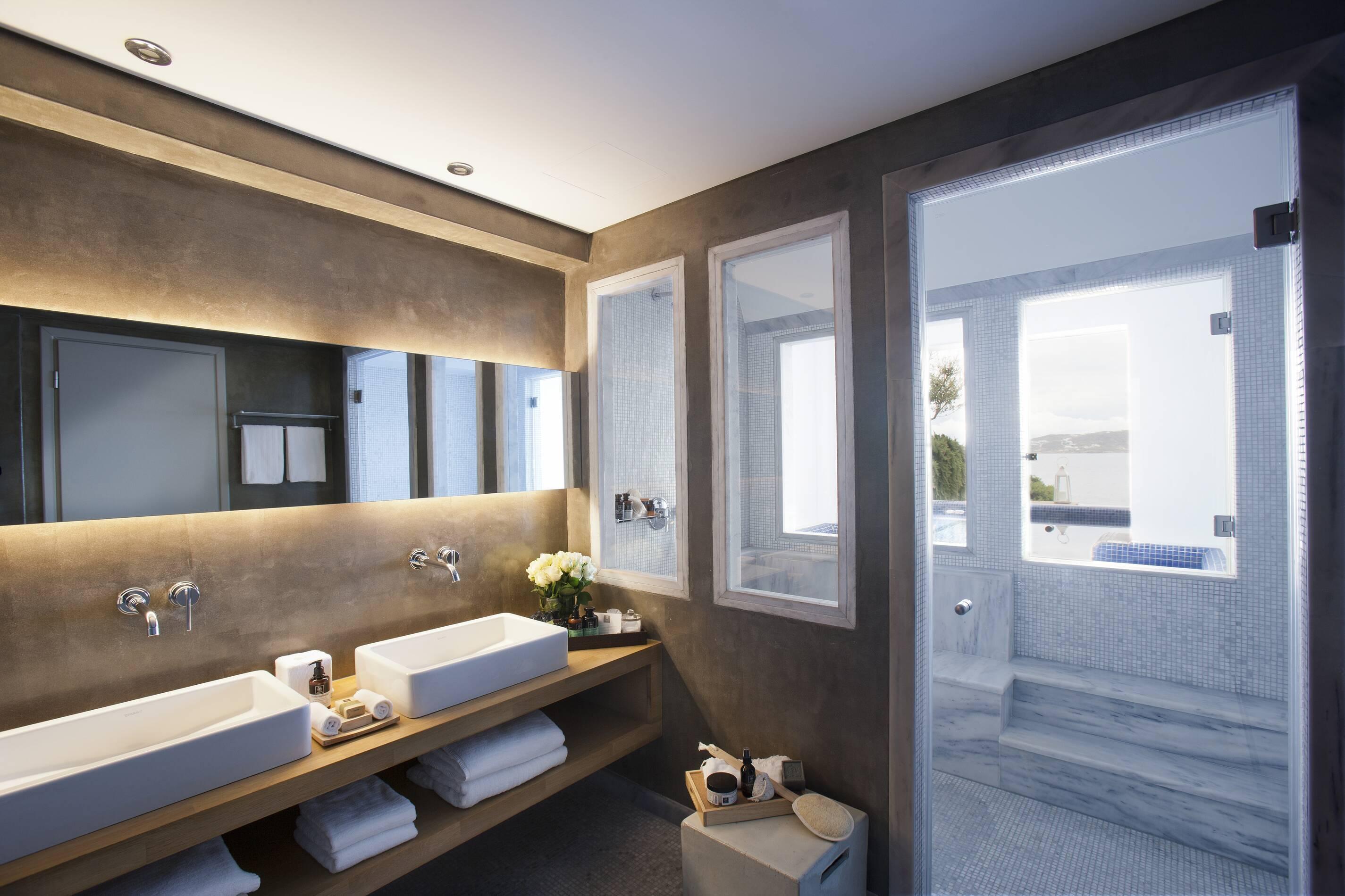 s jour luxe mykonos au grace mykonos gr ce privil ges voyages. Black Bedroom Furniture Sets. Home Design Ideas