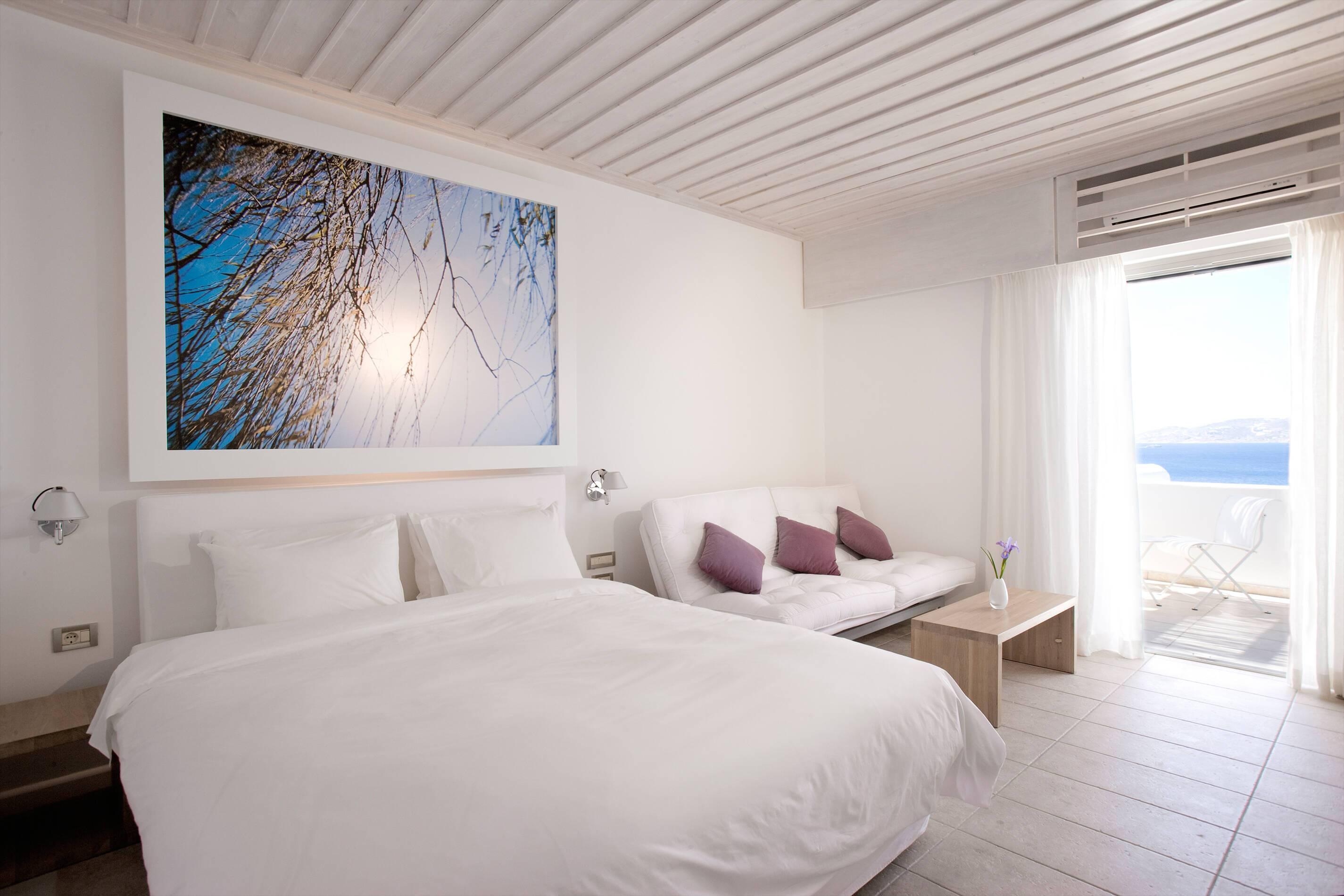 Grace Mykonos Junior Suite avec terrasse mykonos