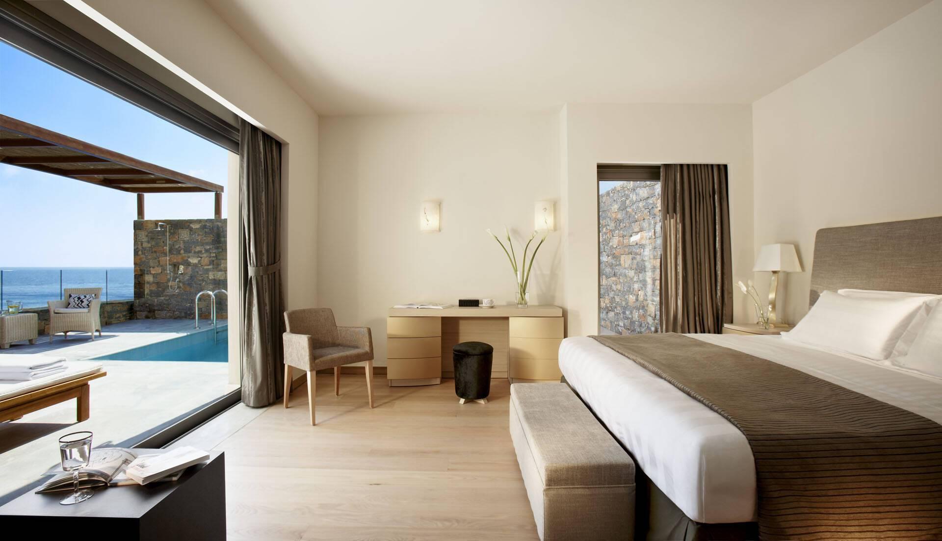 Daios Cove Villa Chambre Crete