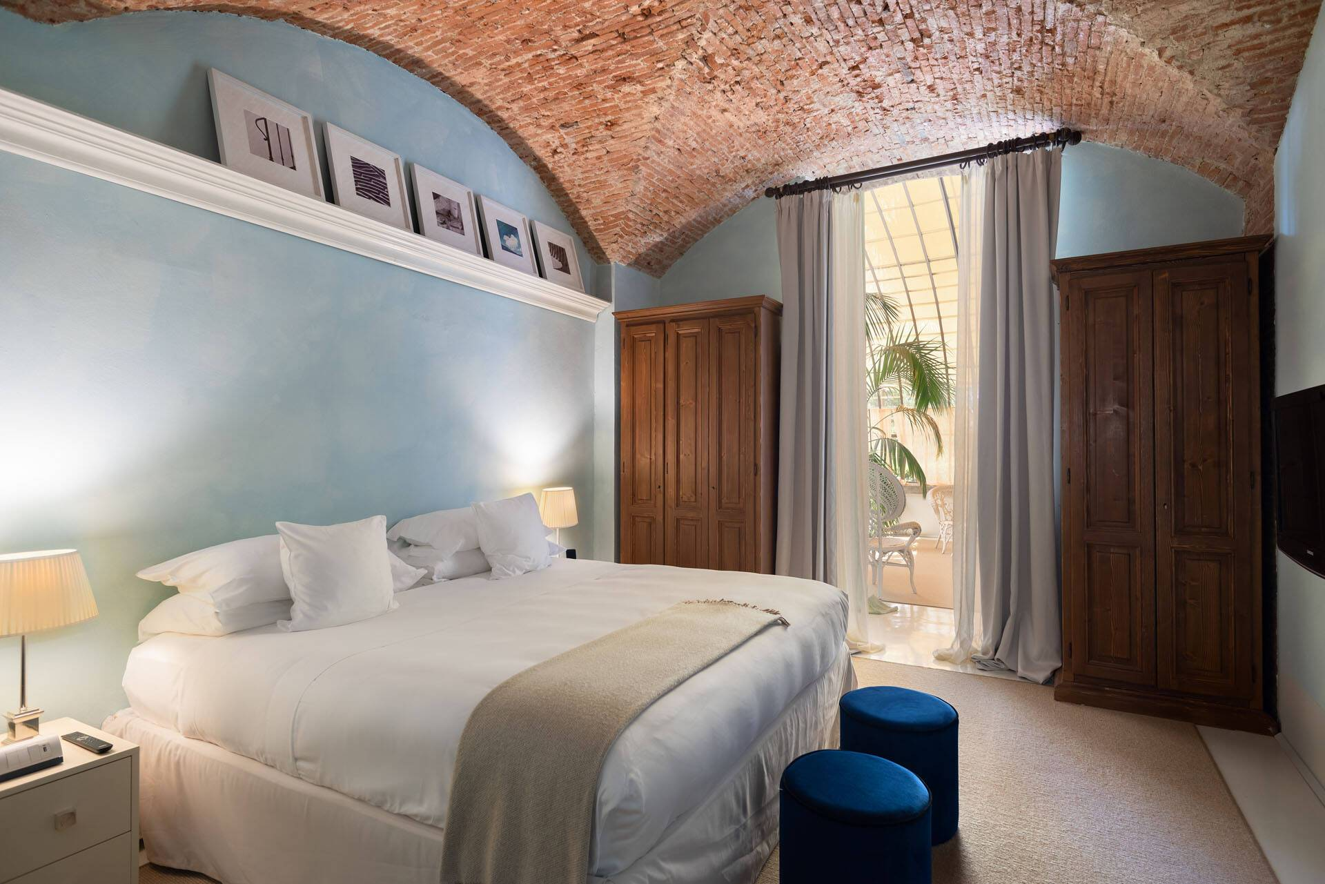 Il Salviatino Florence Greenhouse Suite