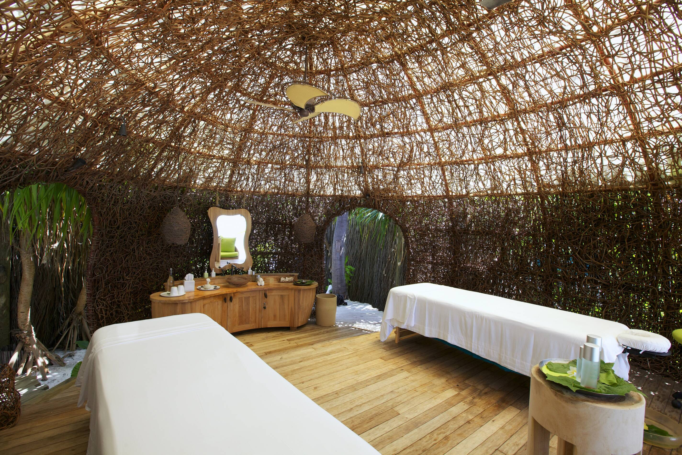 Six Senses Laamu Spa Maldives