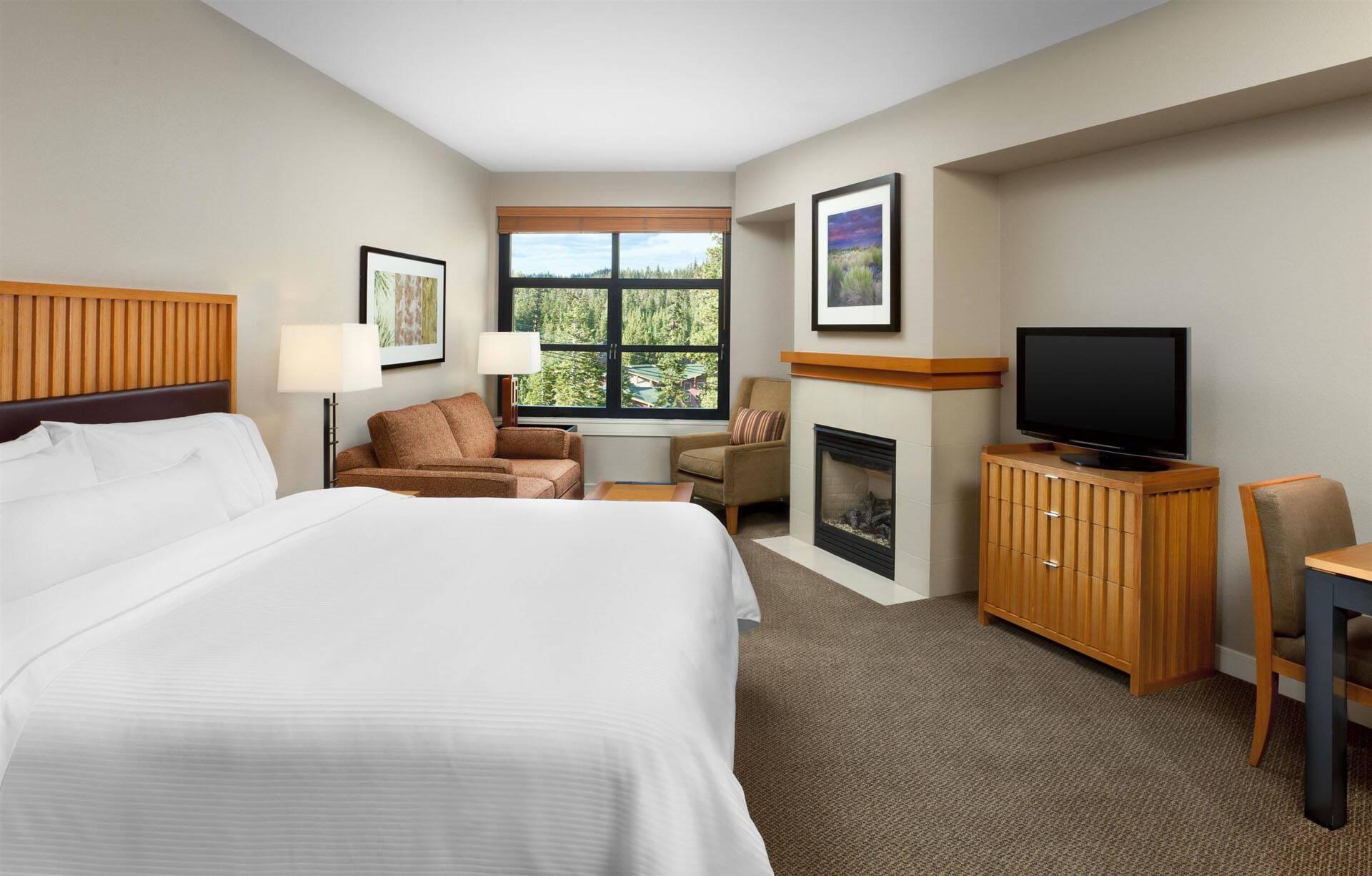 Westin Monache Resort Room Mammoth