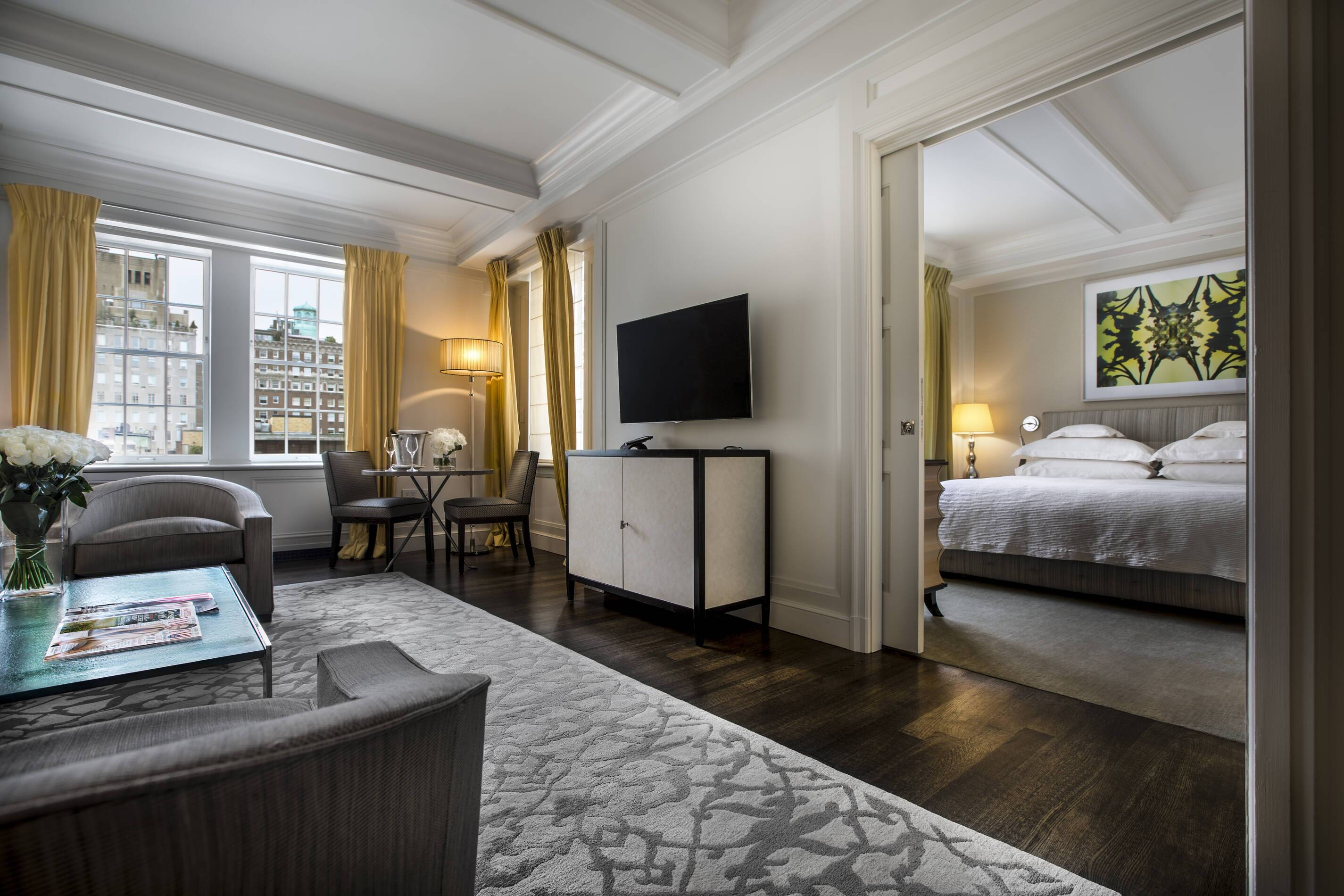 The Mark Manhattan Suite Living Chambre New York