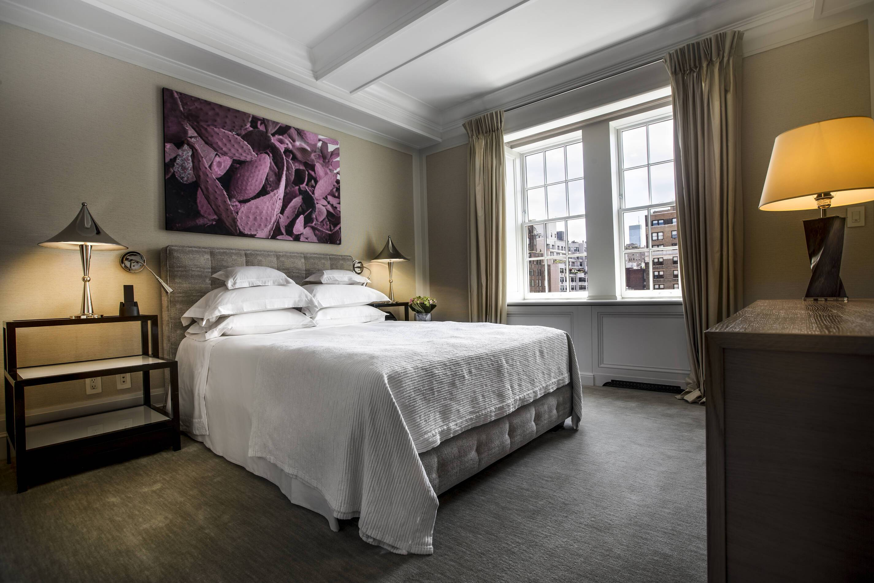 The Mark Mark Premier Two Bedroom Suite Chambre New York