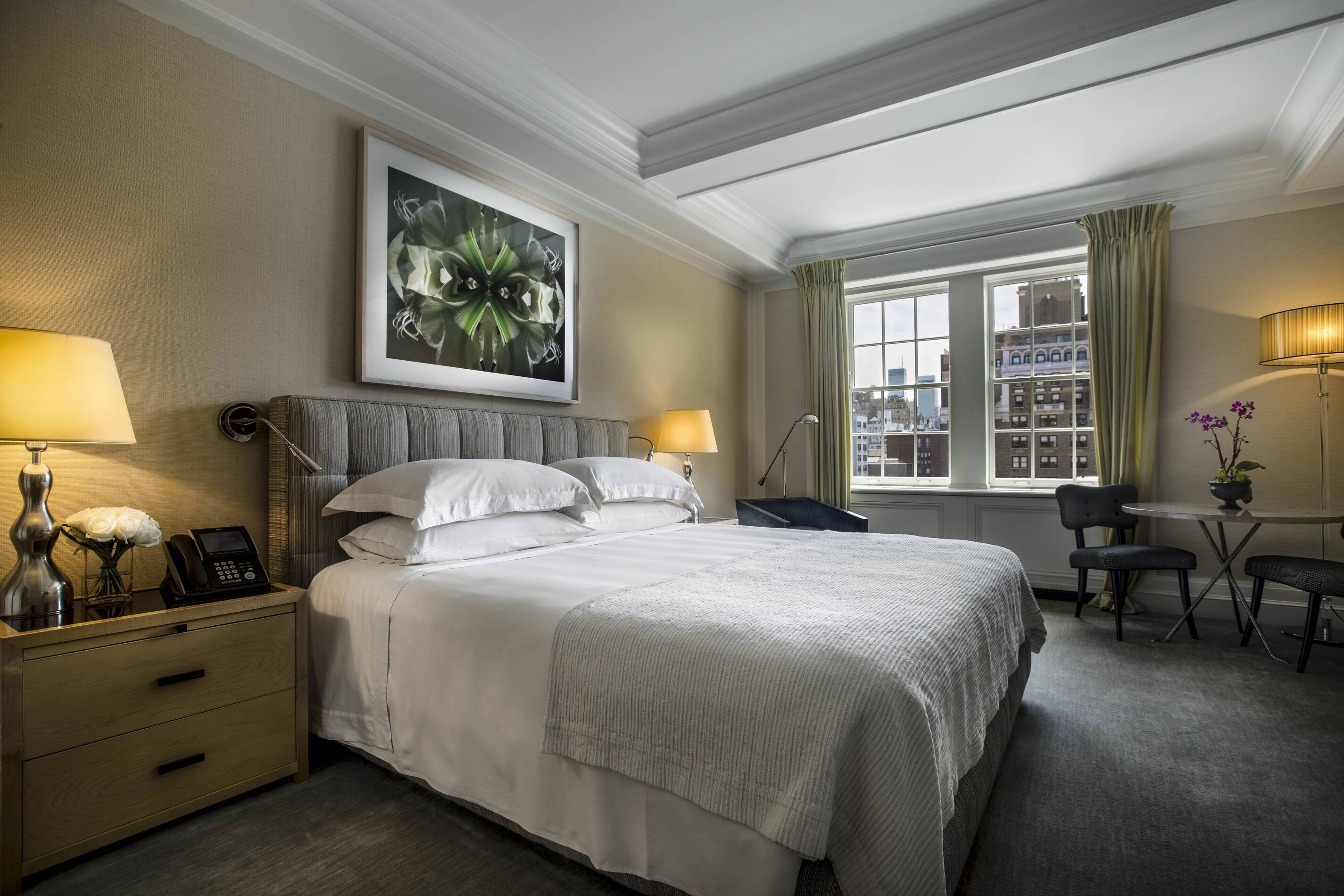 The Mark Mark Premier Two Bedrooms Suite Chambre New York