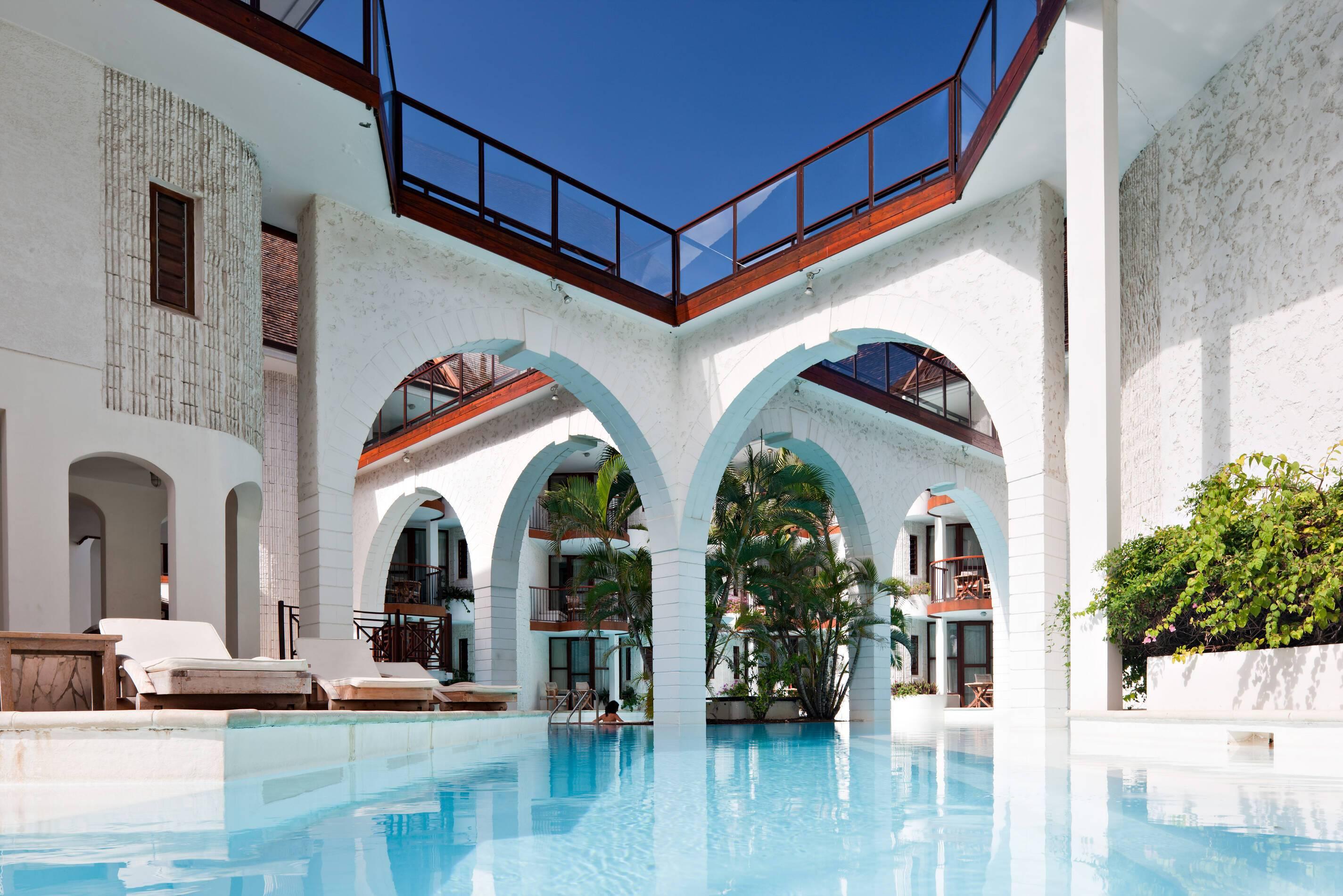 Saint Alexis La Reunion piscine