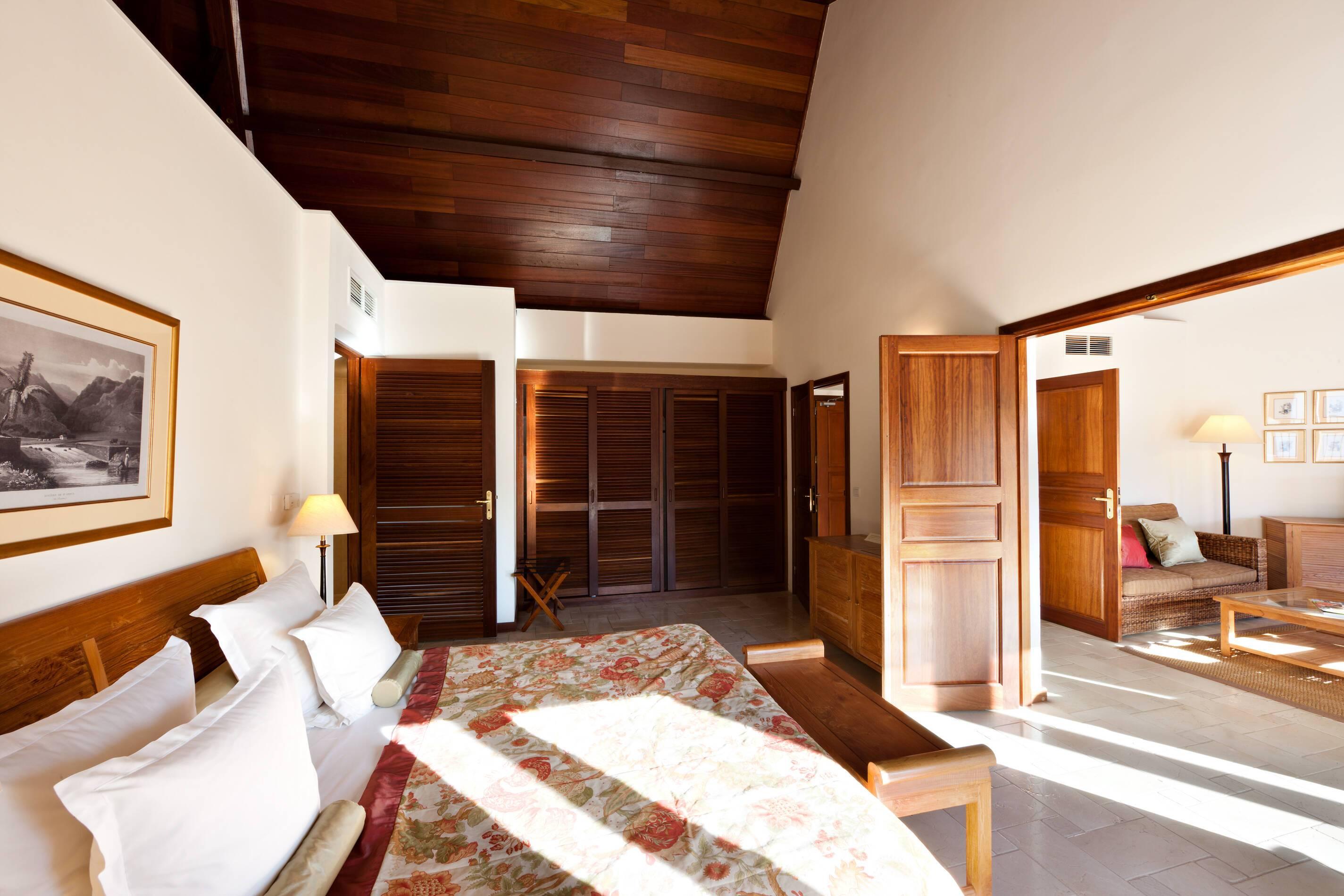 Saint Alexis La Reunion suite chambre