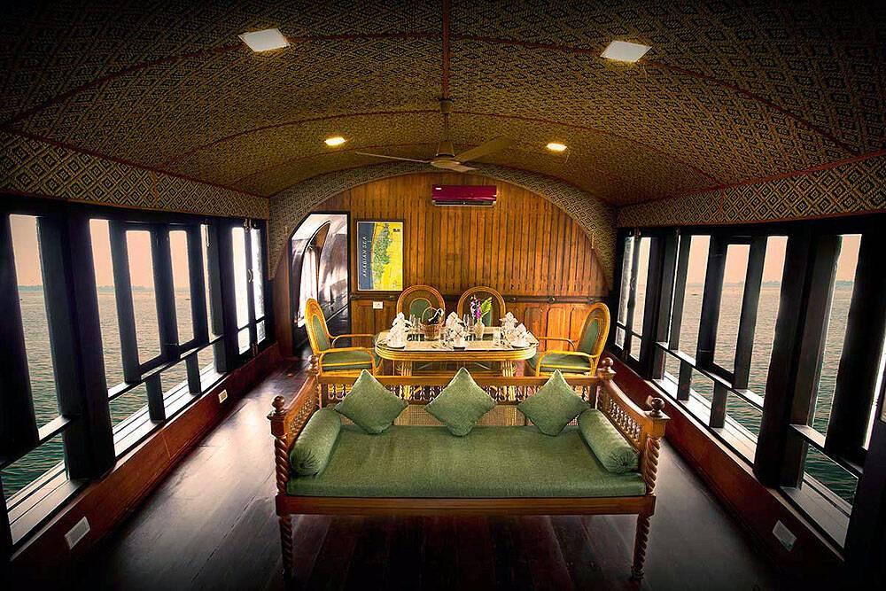 House Boat Punammada Inde