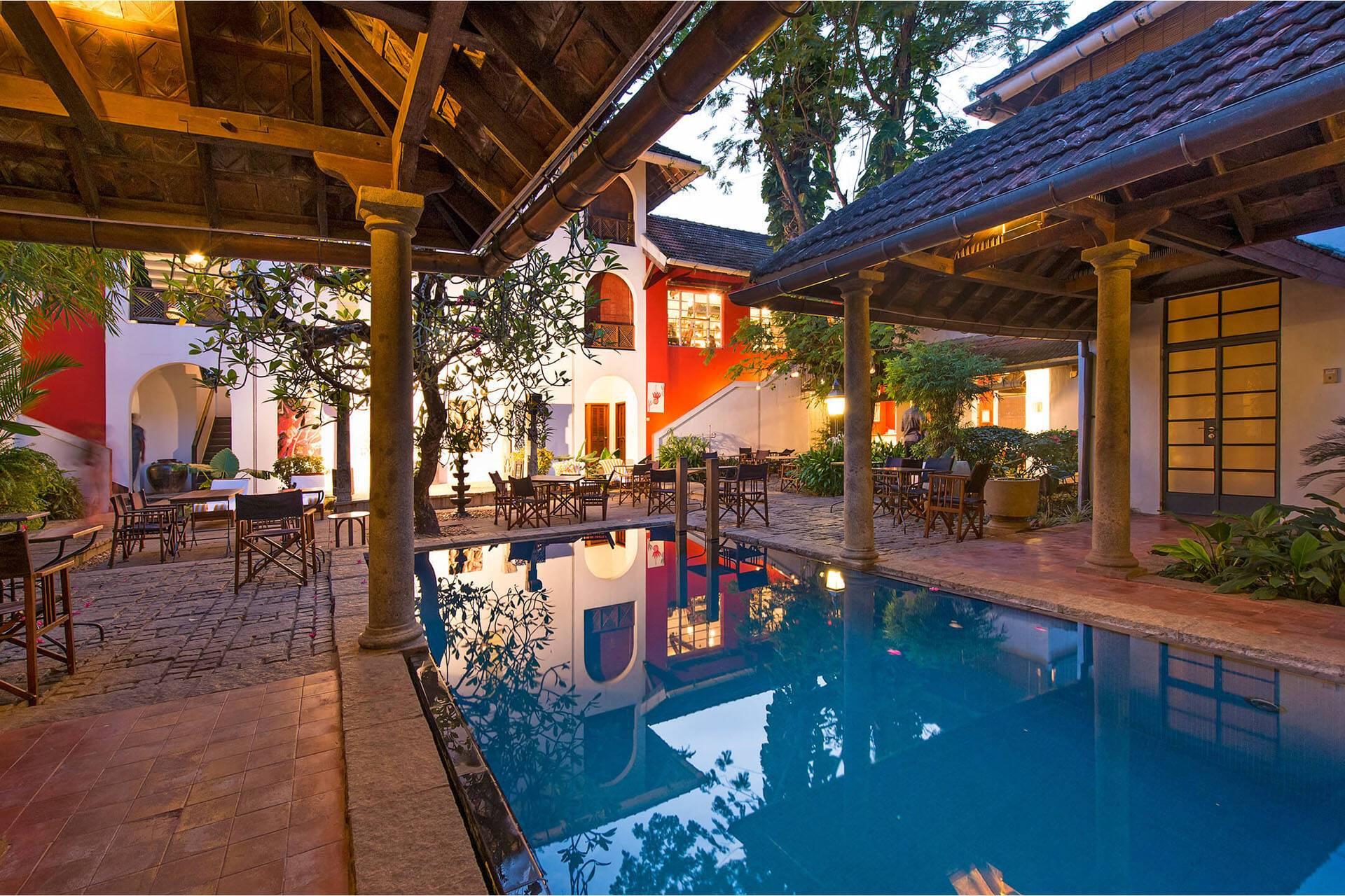 Malabar House Cochin Inde