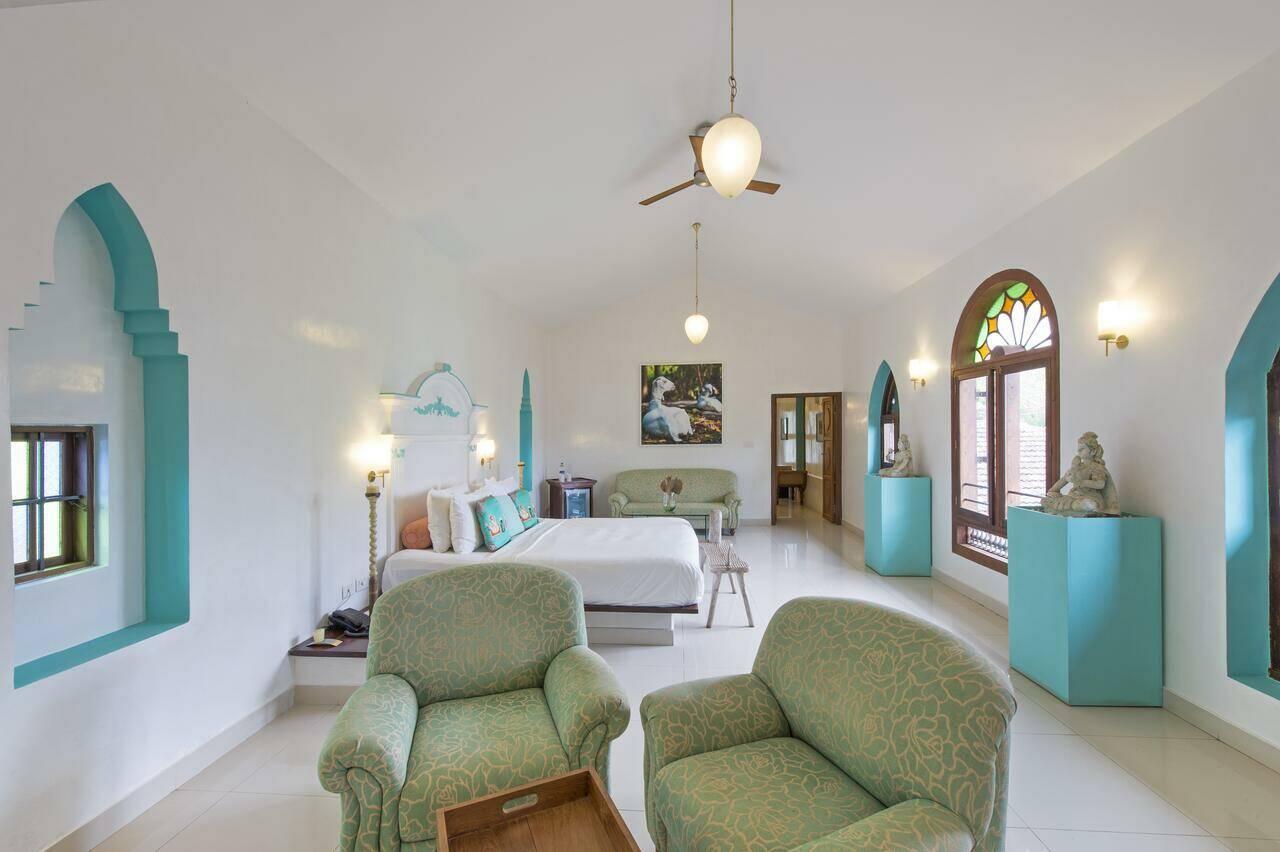 Purity Resort Chambre Kerala Inde
