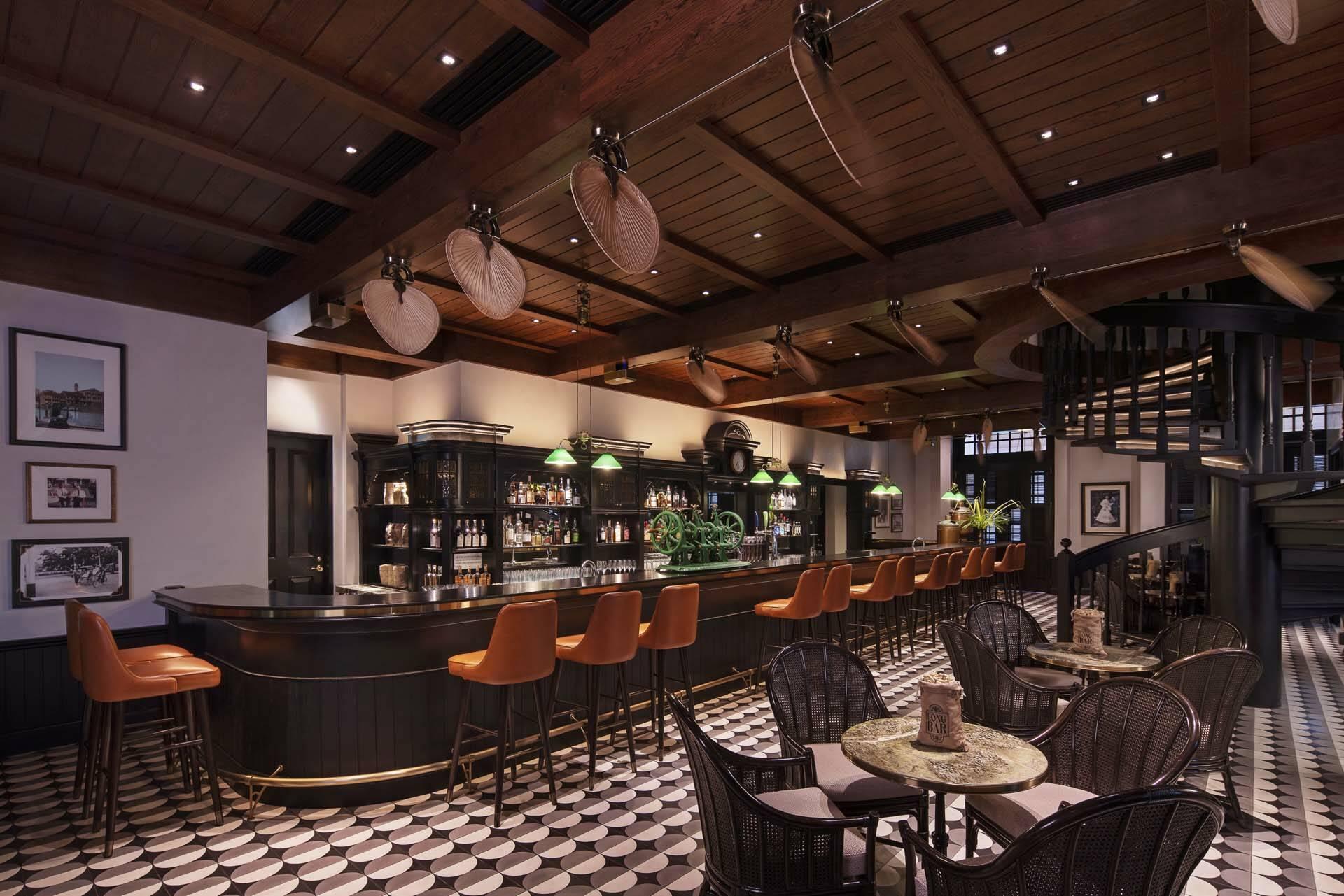 Raffles Singapour Long Bar