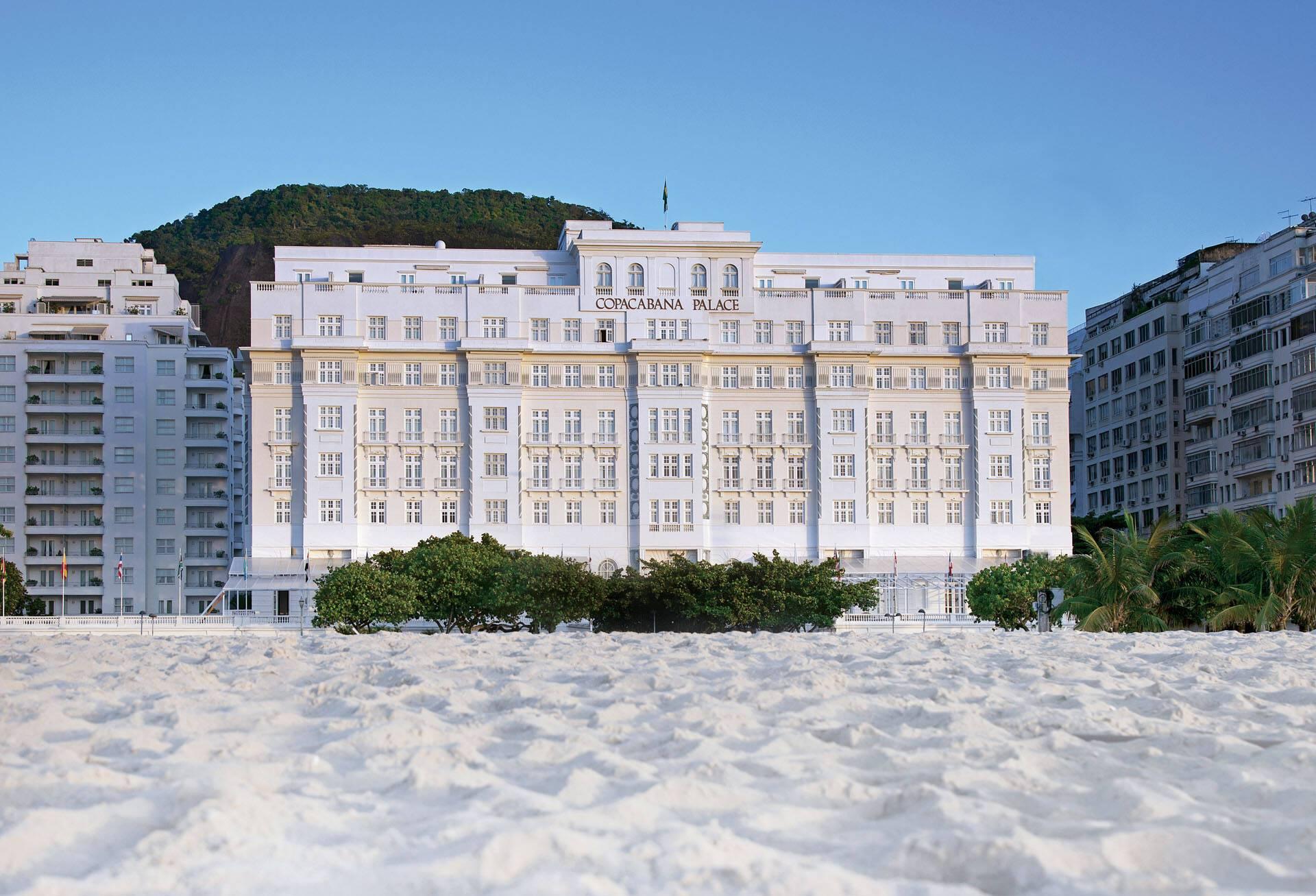 Bresil Belmond Copacabana Palace Hotel