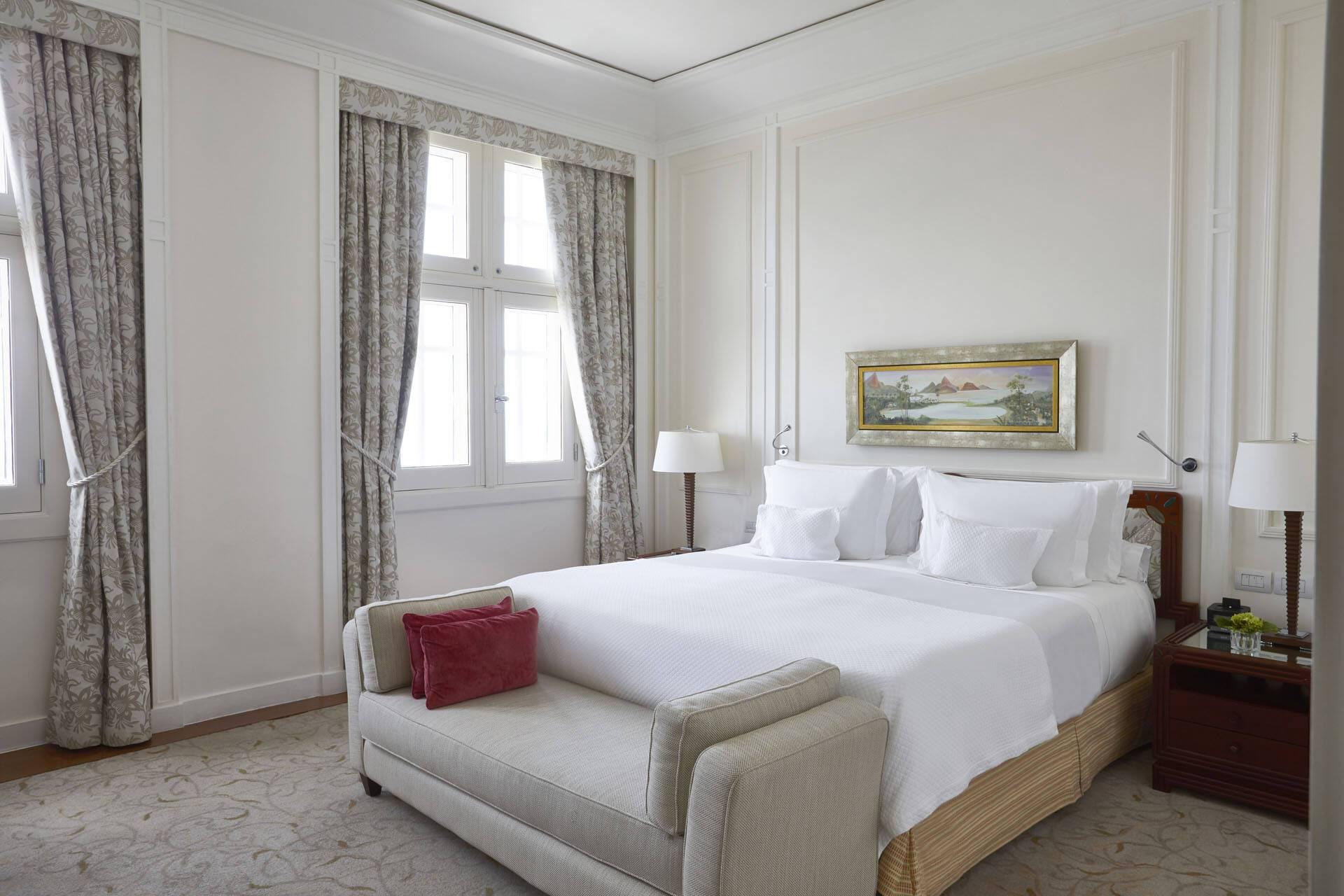 Bresil Belmond Copacabana Palace Suite