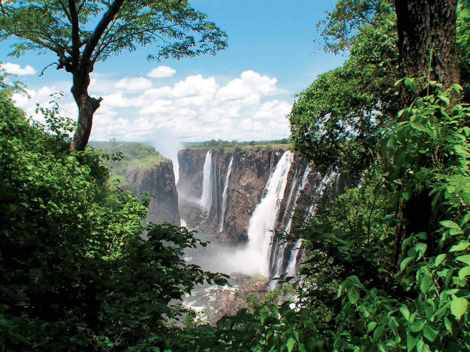Zambie Chutes Victoria Fotolia James Scully