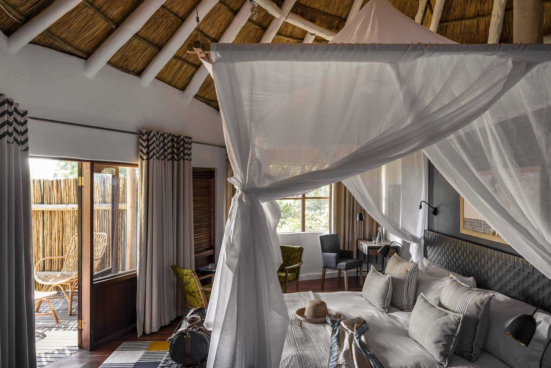 Zambie Sanctuary Sussi Chuma Chambre
